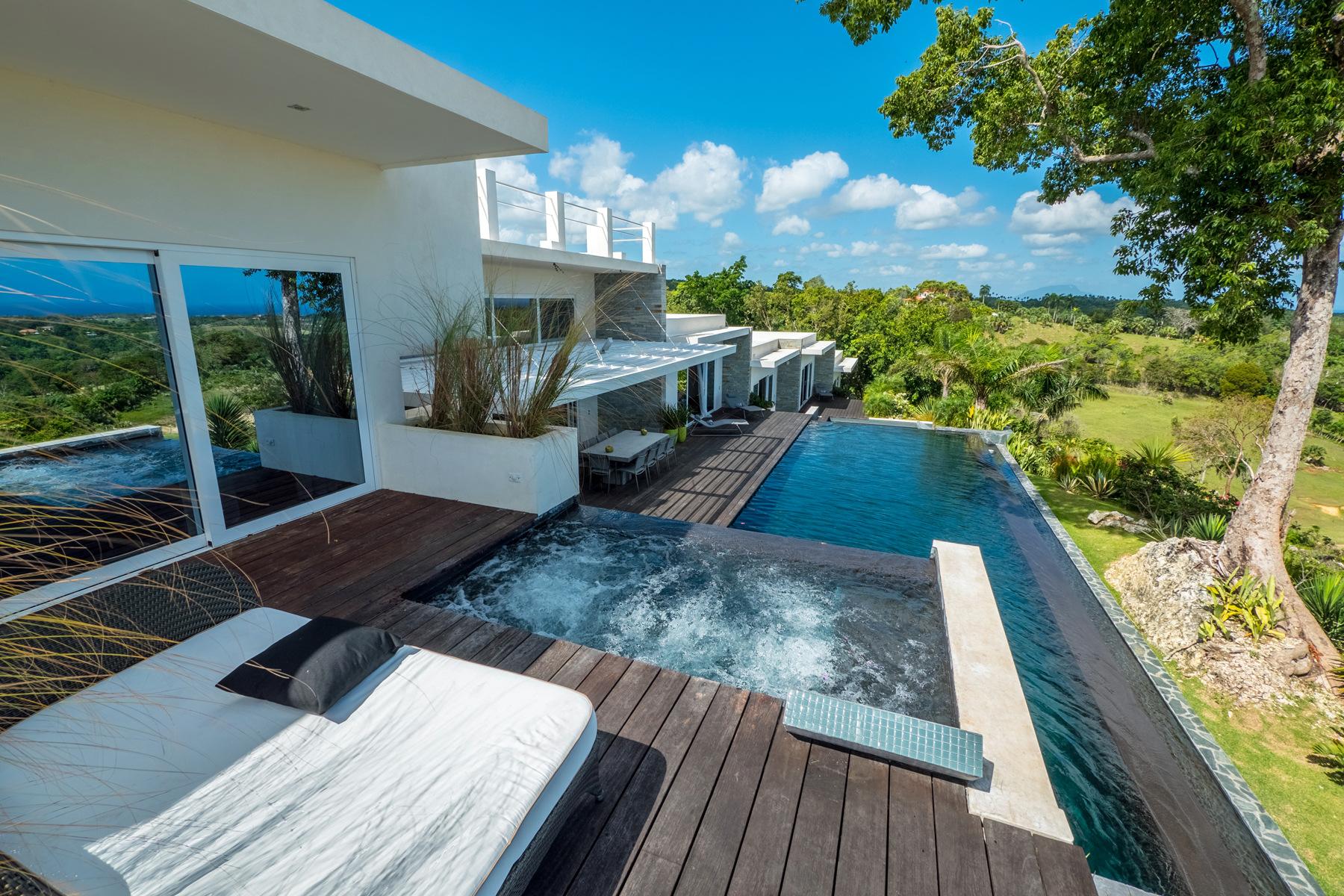 独户住宅 为 销售 在 Agua Dulce Casa Quivira 索苏阿, 普拉塔省, 多米尼加共和国