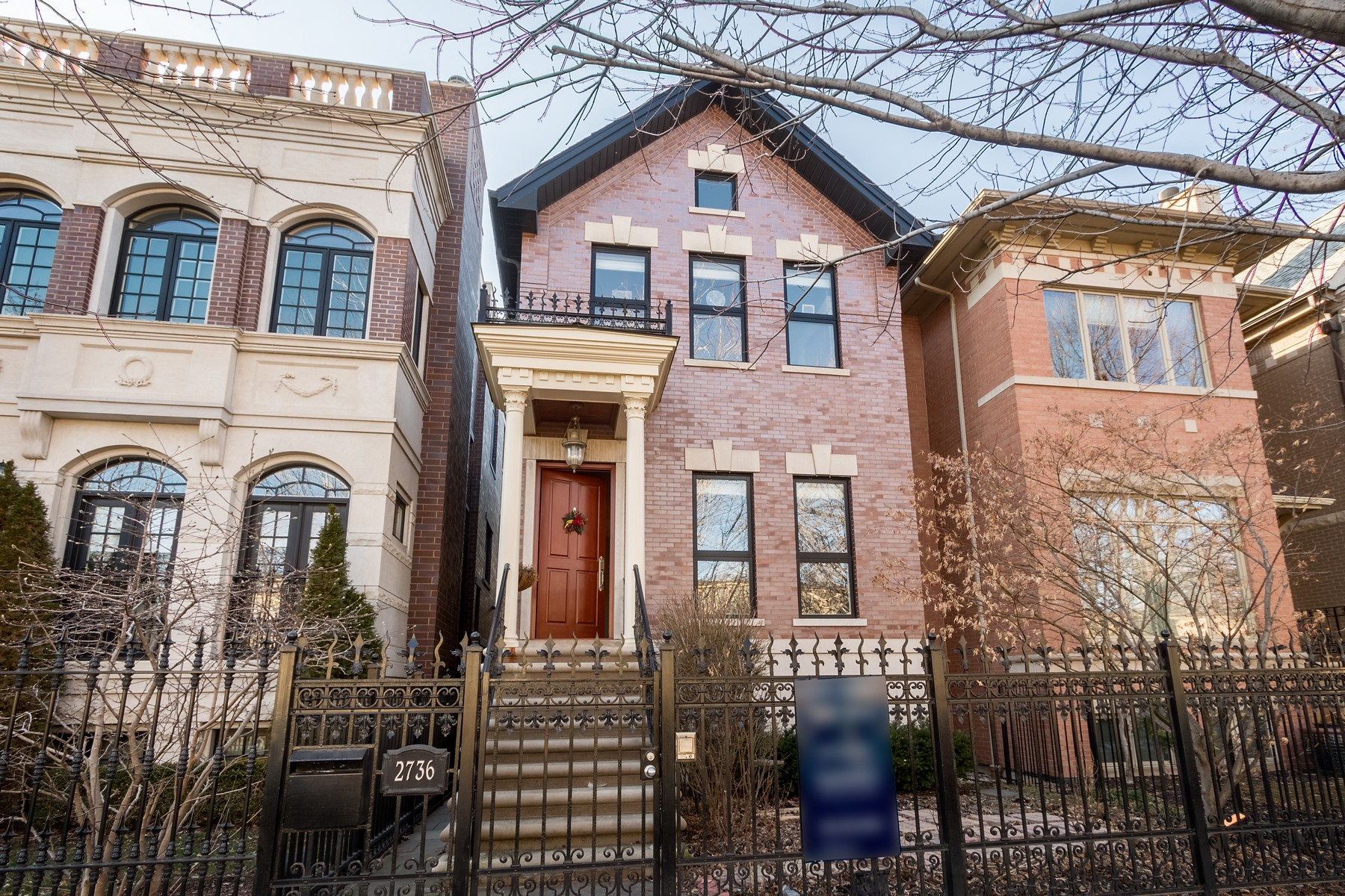واحد منزل الأسرة للـ Sale في Magnificent Lincoln Park Home 2736 N Paulina Street, Lincoln Park, Chicago, Illinois, 60614 United States