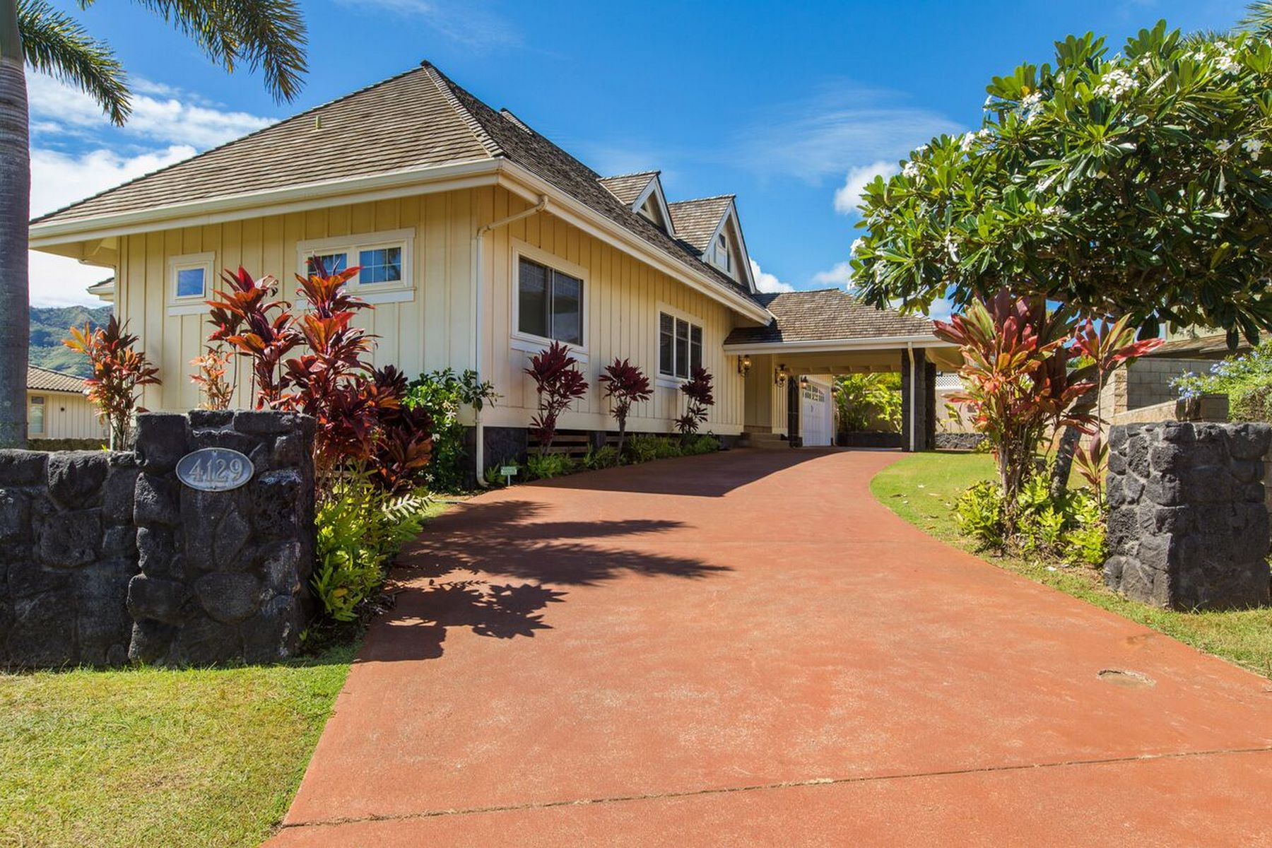 Single Family Home for Sale at Puahala 4129 Puhala PL Lihue, Hawaii 96766 United States