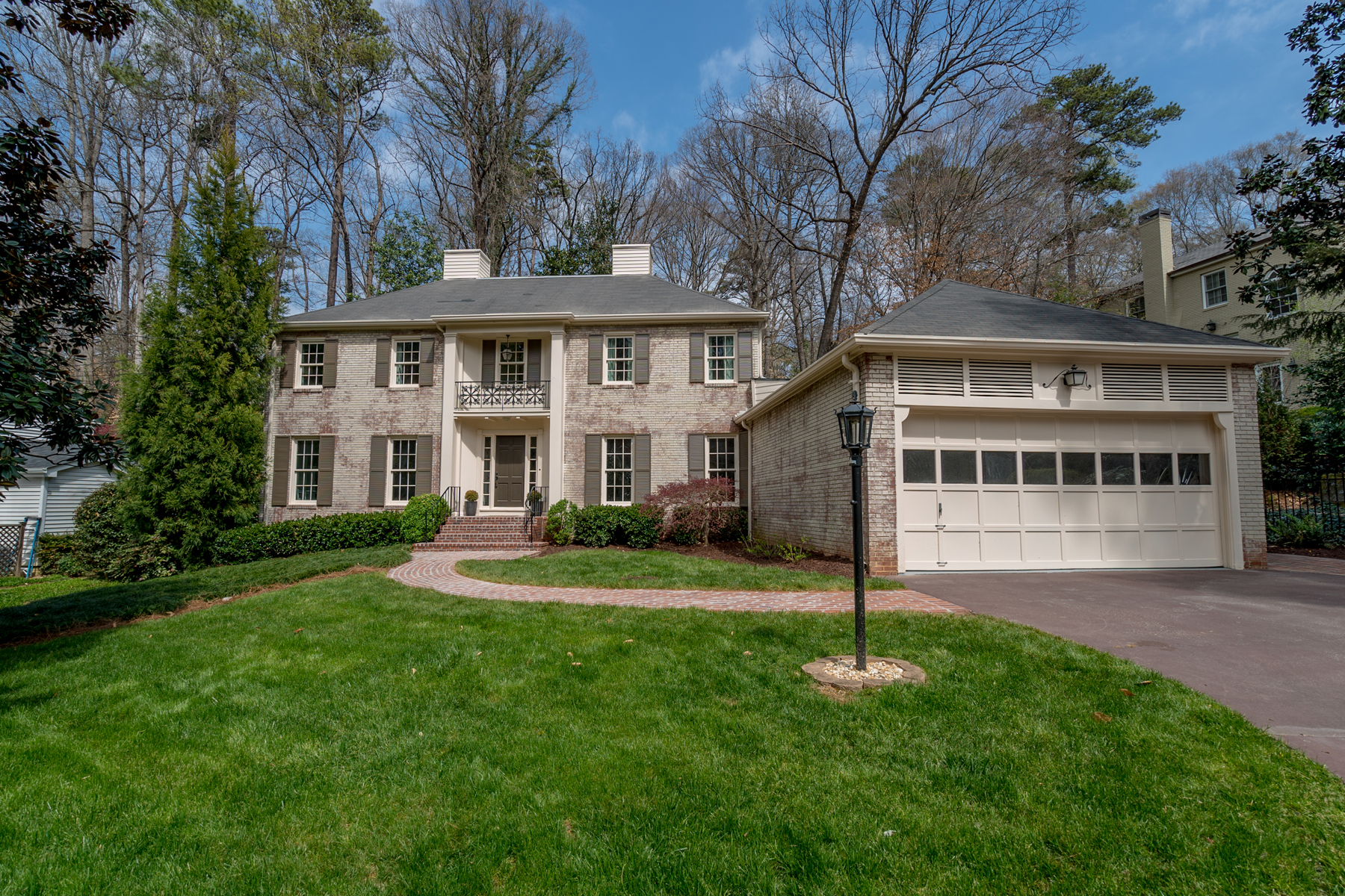 sales property at Updated Home On Quiet Cul-de-sac In Haynes Manor