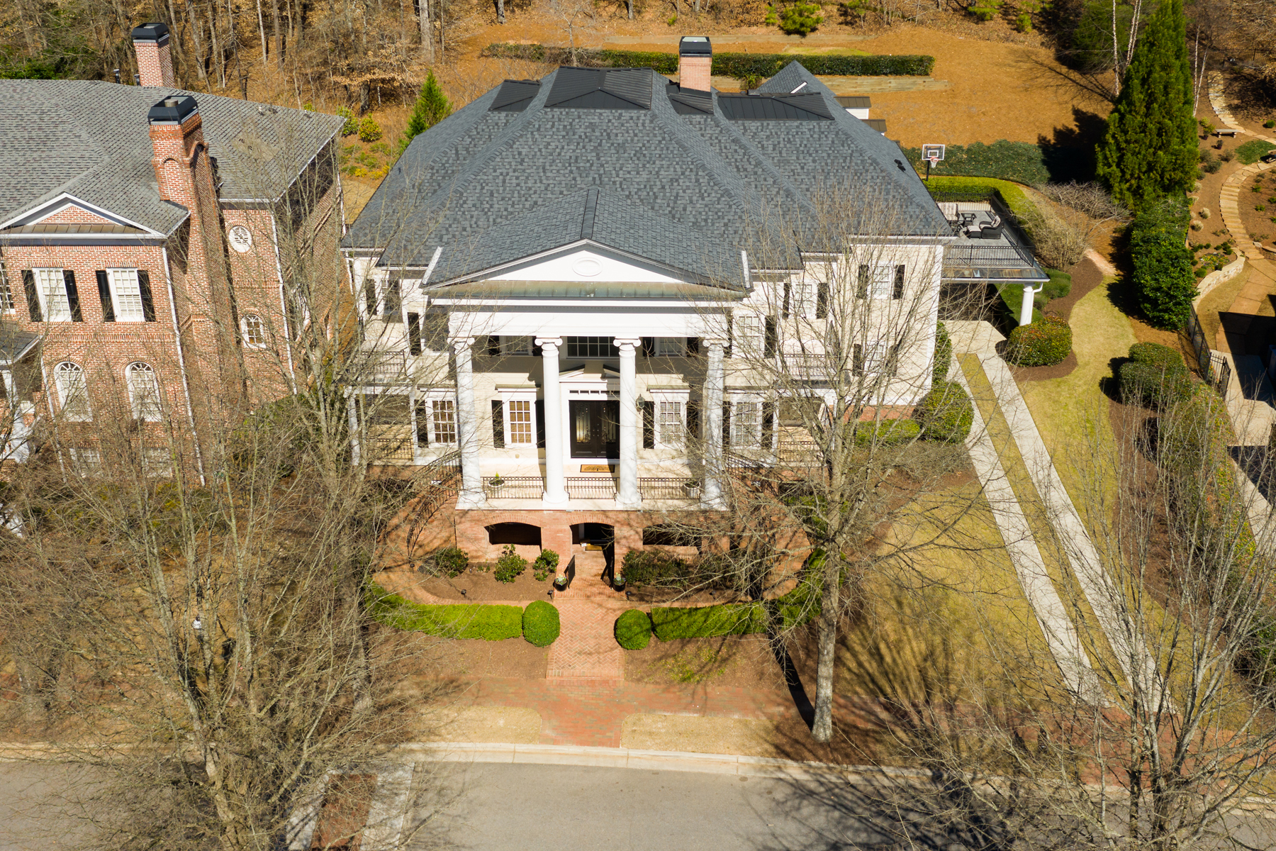 Single Family Homes for Active at Elegance and Charm Await in this Newly Renovated Masterpiece 3125 W Addison Drive Alpharetta, Georgia 30022 United States