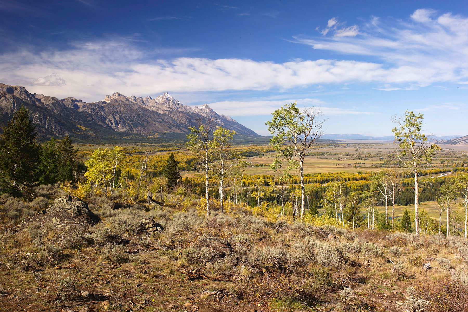 Land for Sale at Bar BC Ranch 12 1180 W Bar BC Ranch Road Jackson, Wyoming 83001 United States