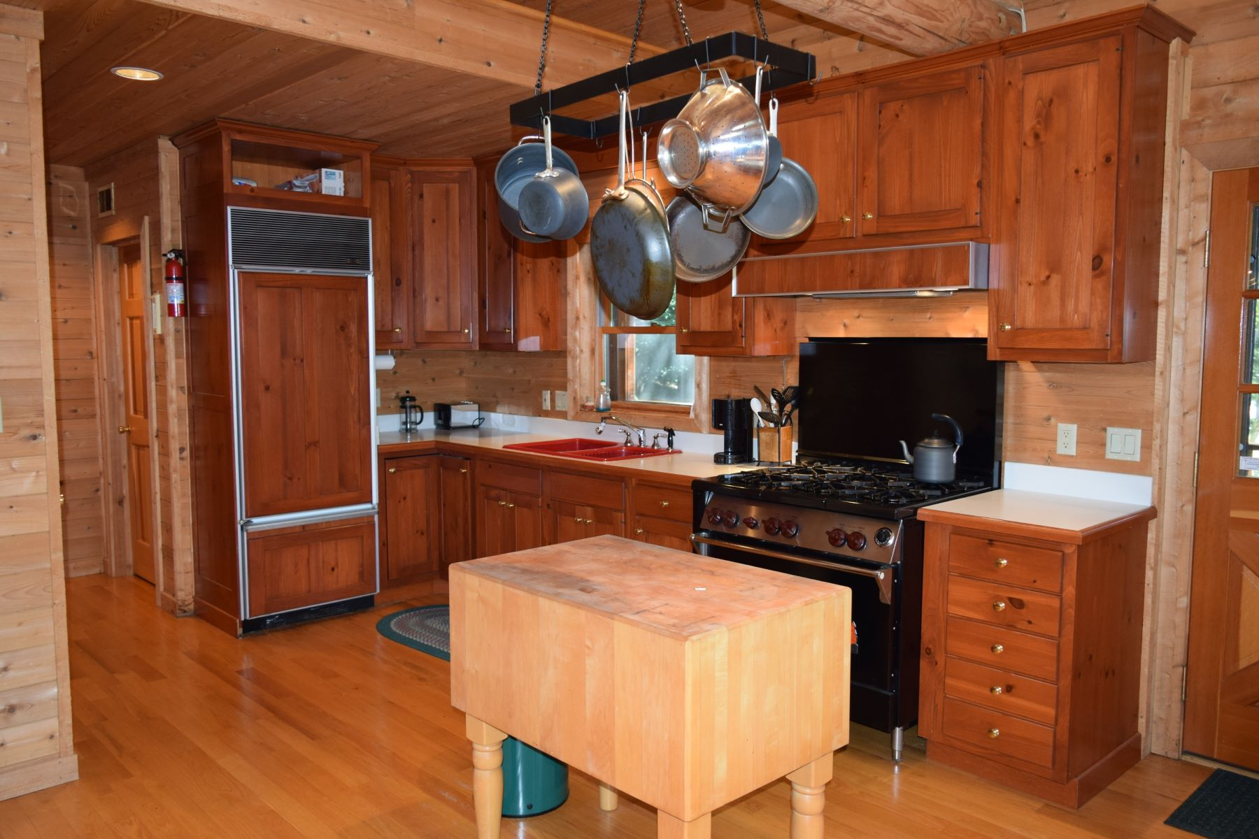 Additional photo for property listing at Personal  Sanctuary with Cedar Log Home and Private Lake 162 Farr Rd. Remsen, New York 13438 United States