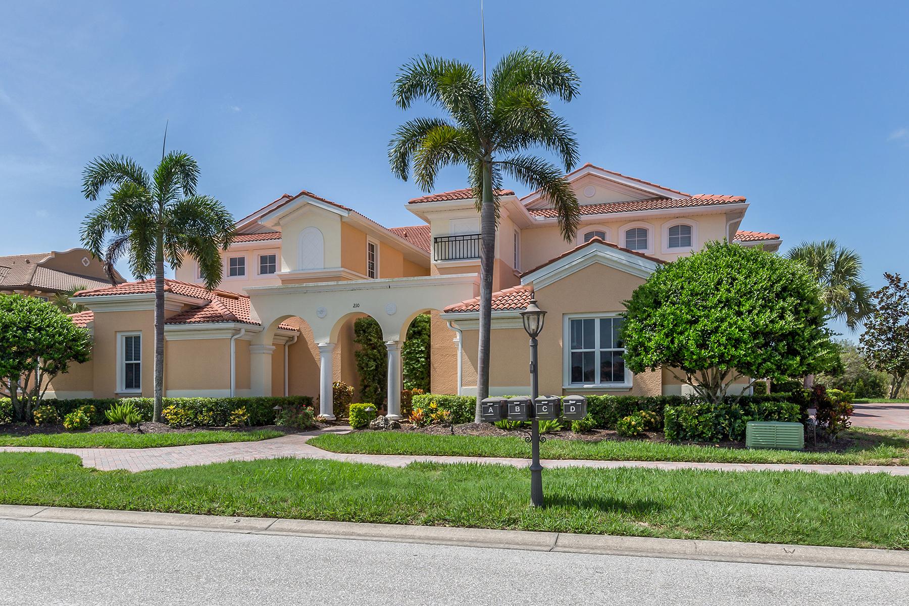 Condominiums por un Venta en VENETIAN GOLF & RIVER CLUB 210 Bella Vista Ter , 30B, North Venice, Florida 34275 Estados Unidos