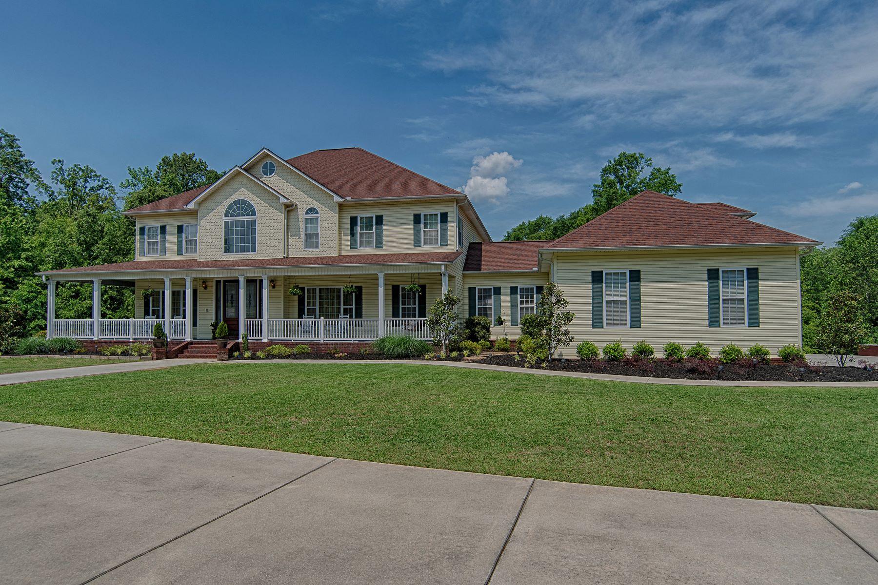 Single Family Homes for Active at 1200 Windsong Circle Hartselle, Alabama 35640 United States