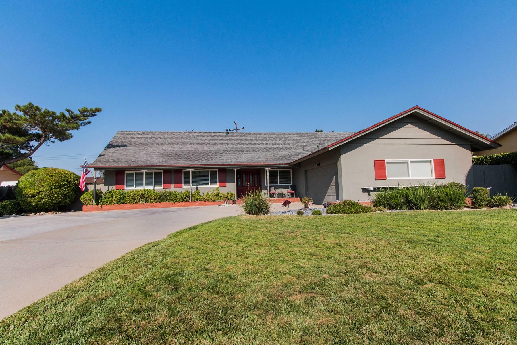Maison unifamiliale pour l Vente à 2325 W. Silver Tree Road, Claremont Claremont, Californie 91711 États-Unis