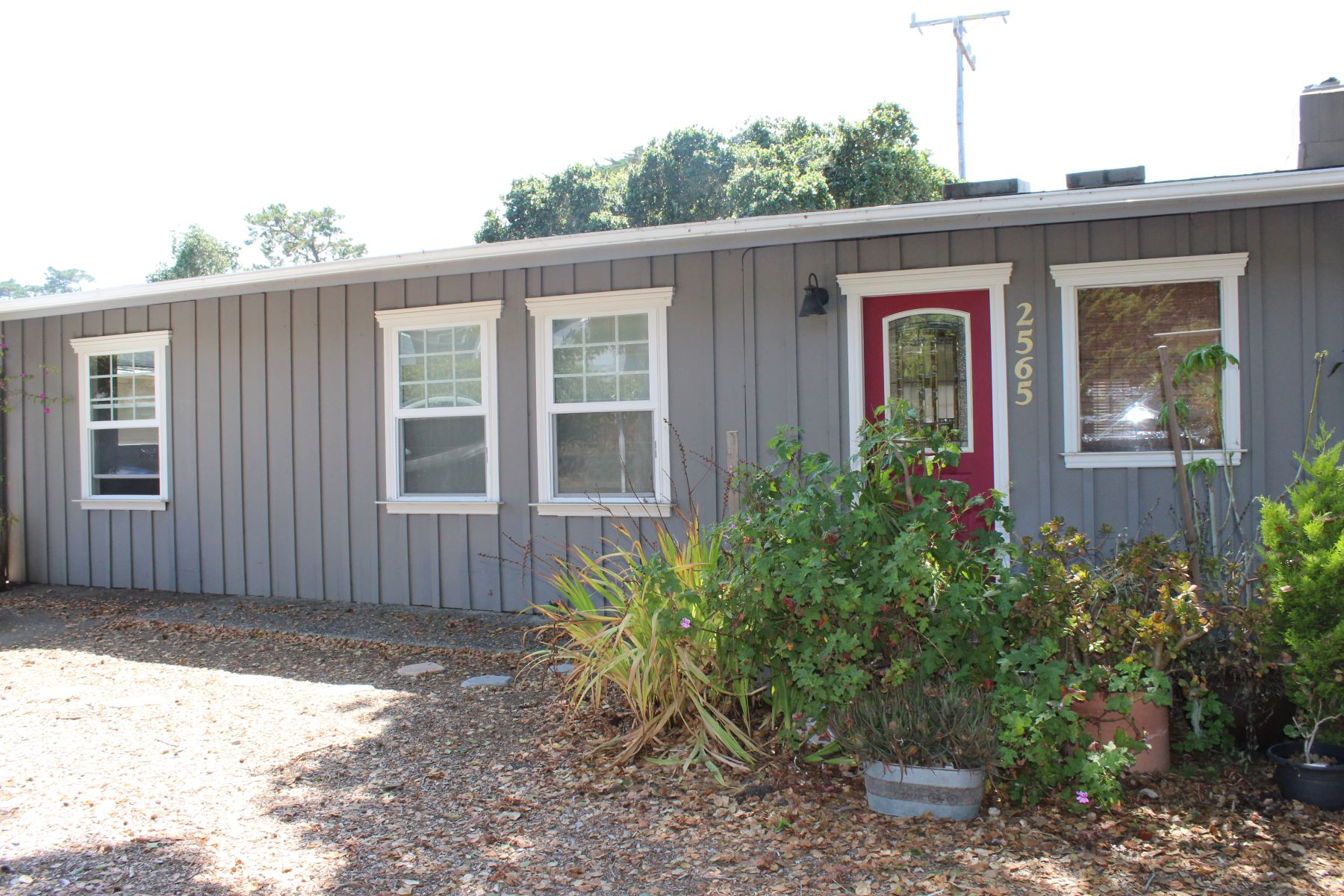 Single Family Homes for Sale at Leona Cottage on Lodge Hill 2565 Leona Drive Cambria, California 93428 United States