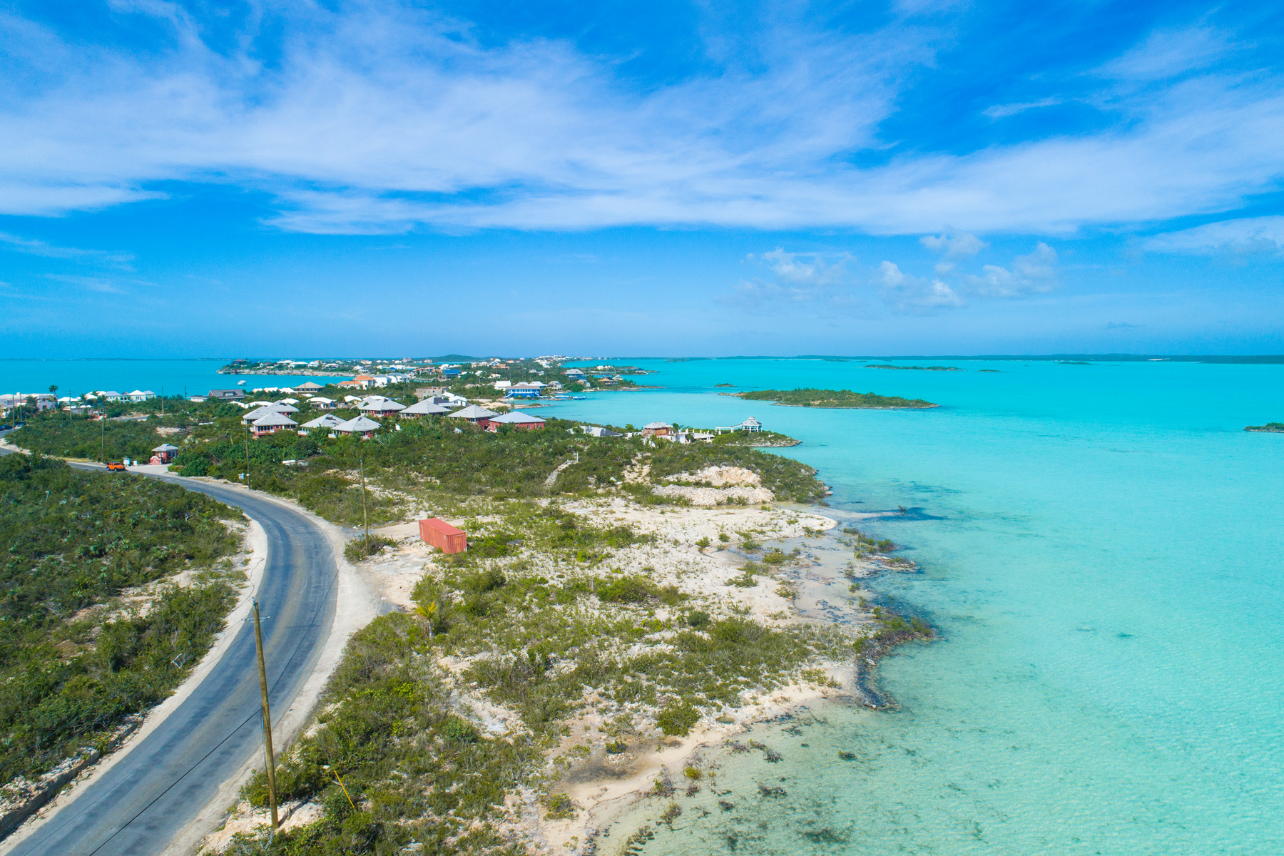 Additional photo for property listing at Chalk Sound Waterfront Lots Chalk Sound, Providenciales Islas Turcas Y Caicos
