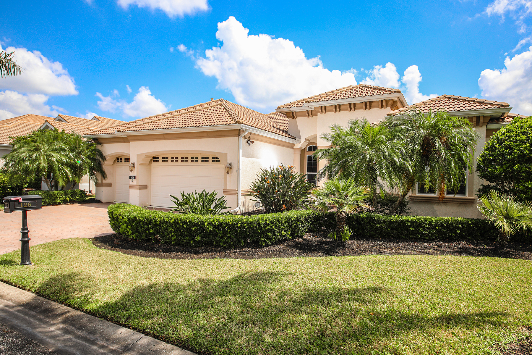 Single Family Homes for Sale at PENINSULA AT RIVIERA DUNES 126 12th Ave E, Palmetto, Florida 34221 United States