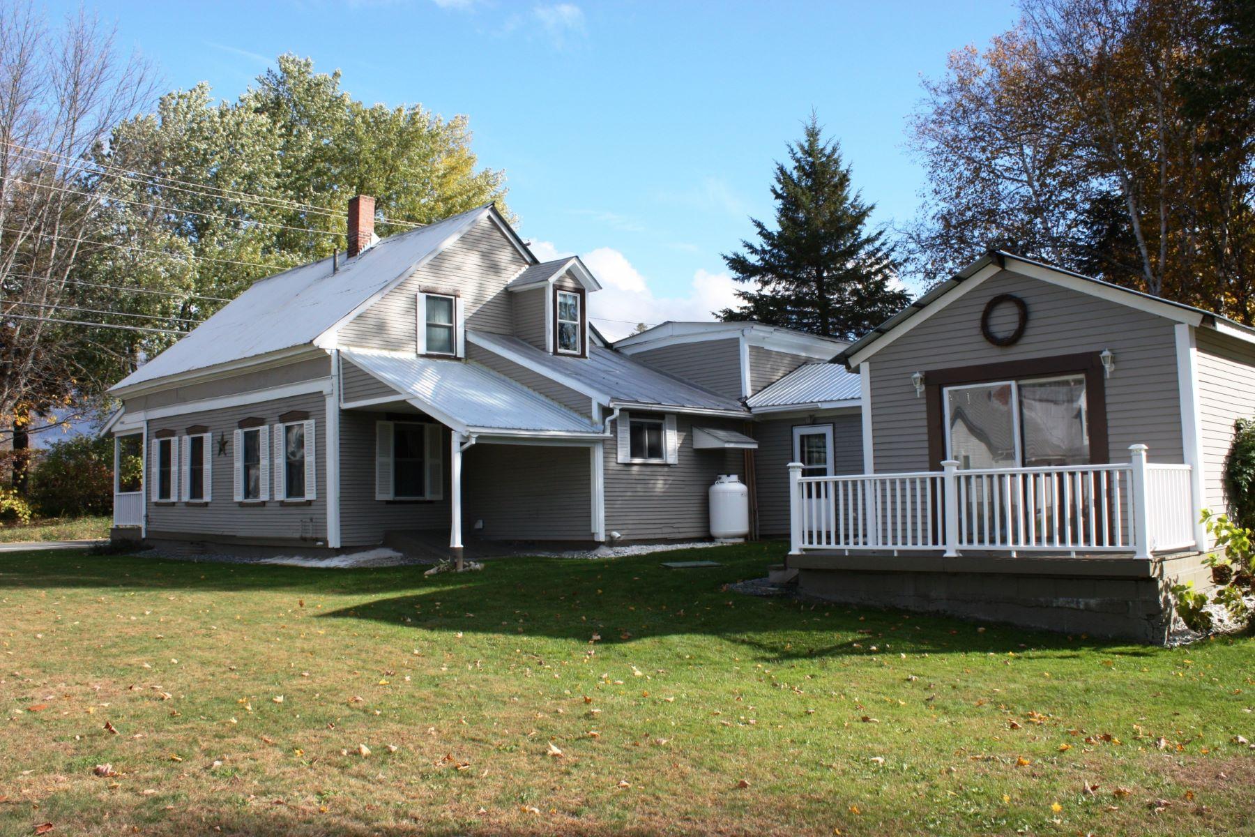 واحد منزل الأسرة للـ Sale في 212 River Street, Bethel Bethel, Vermont, 05032 United States