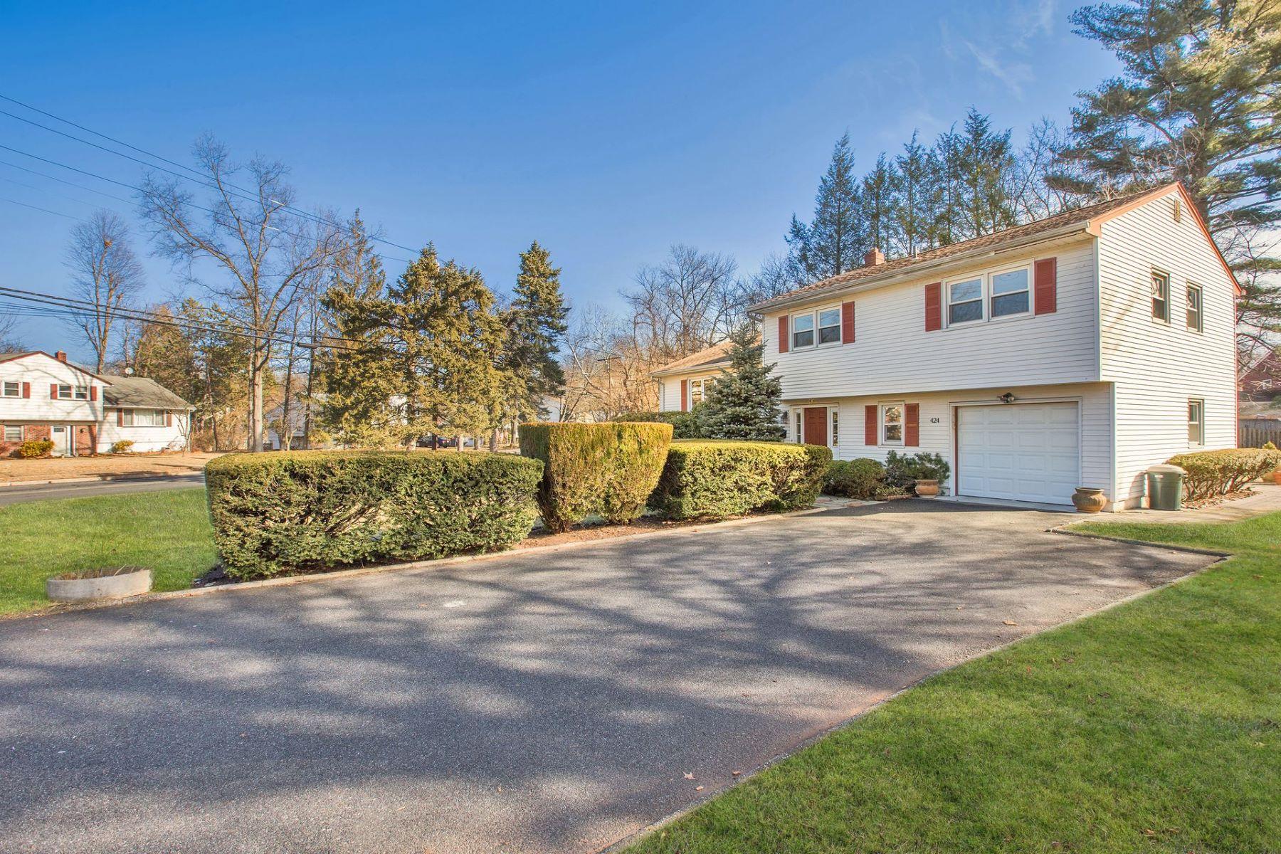 واحد منزل الأسرة للـ Sale في Welcome Home! 424 Grant Ave, Cresskill, New Jersey, 07626 United States