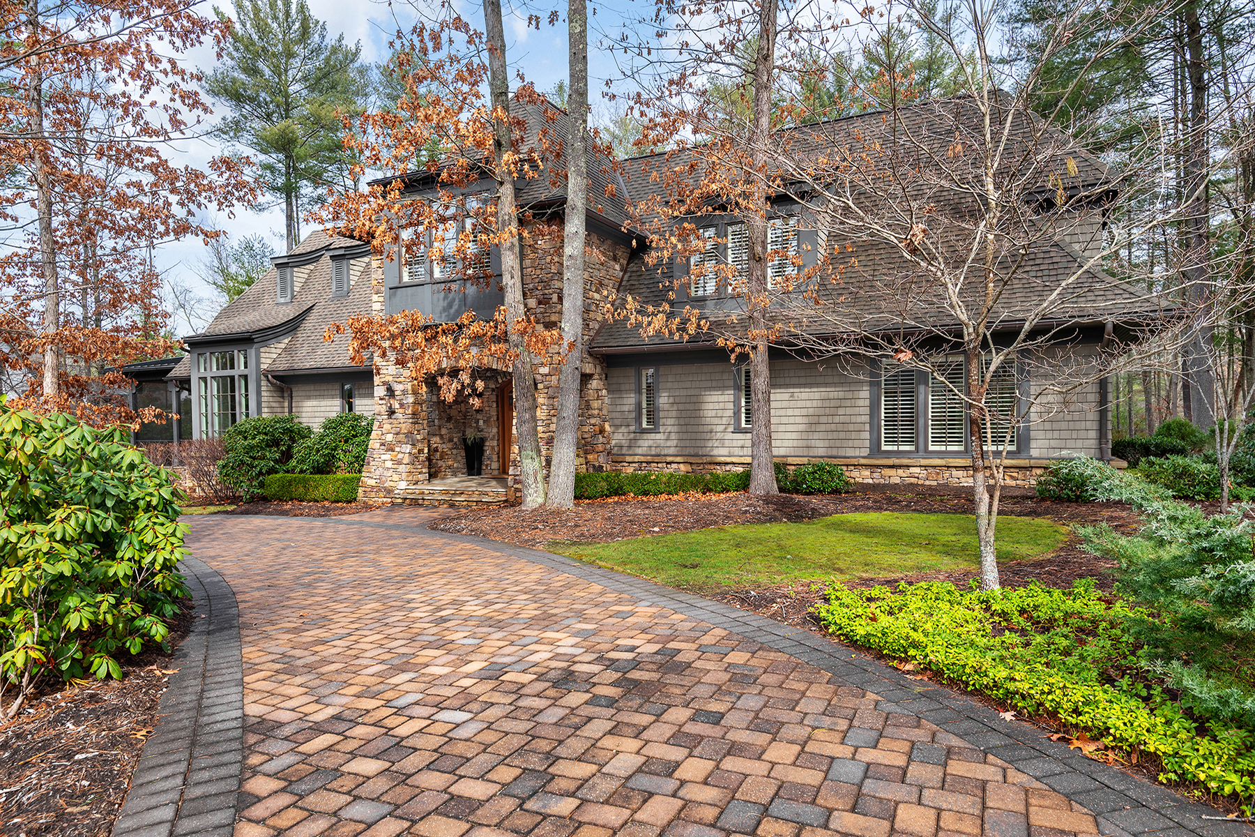Single Family Homes for Sale at RAMBLE BILTMORE FOREST 175 Valley Springs Rd Asheville, North Carolina 28803 United States