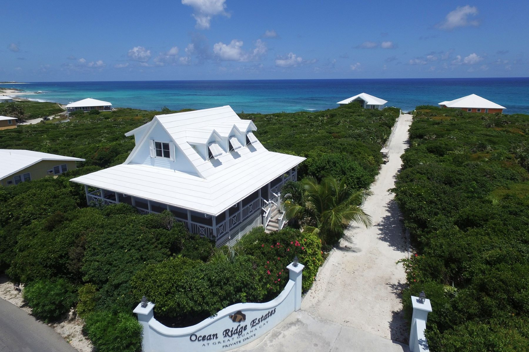 Single Family Home for Sale at Alibi Guana Cay, Abaco Bahamas