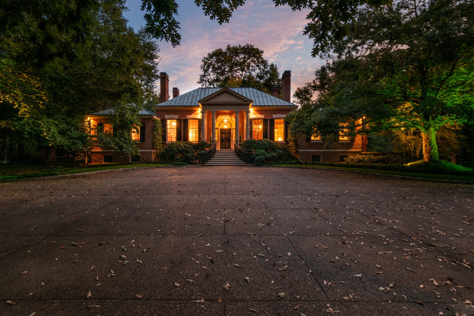 Single Family Home for Sale at One Of The Most Beautiful Estates In Atlanta 390 W Paces Ferry Road NW Atlanta, Georgia 30305 United States