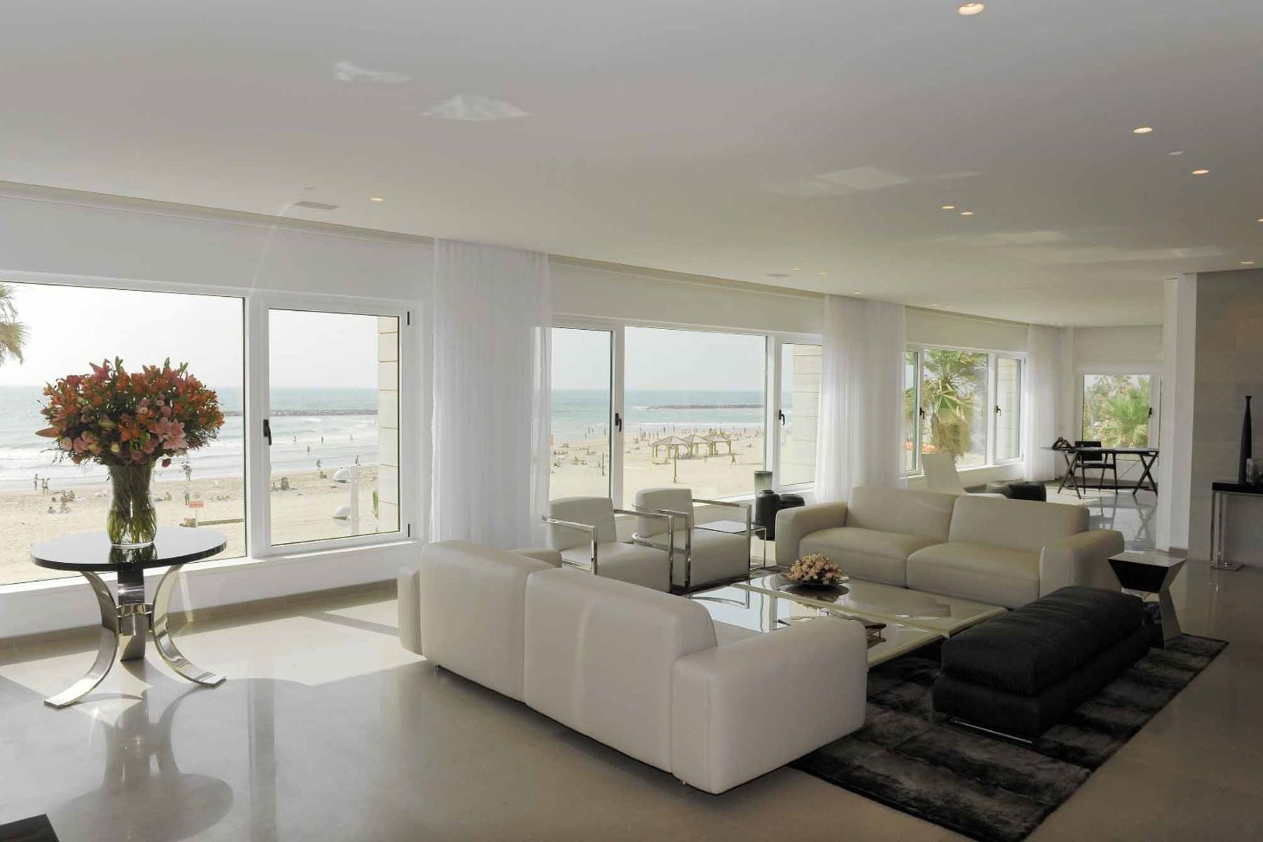 Additional photo for property listing at Villa style penthouse by the sea  特拉维夫, 以色列 6801805 以色列