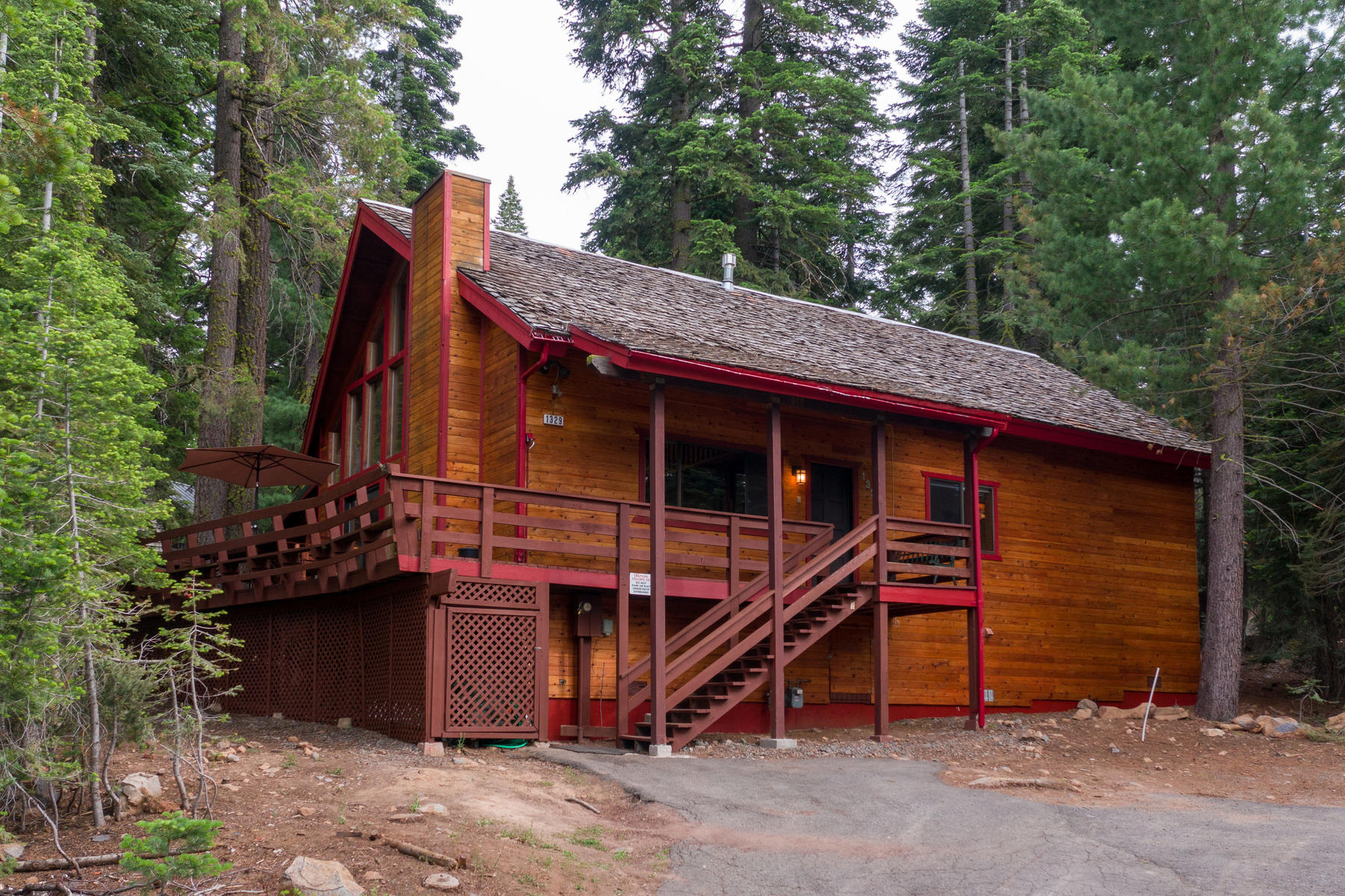 Additional photo for property listing at 1329 Kings Way, Tahoe Vista, CA 96148 1329 Kings Way Tahoe Vista, California 96148 United States