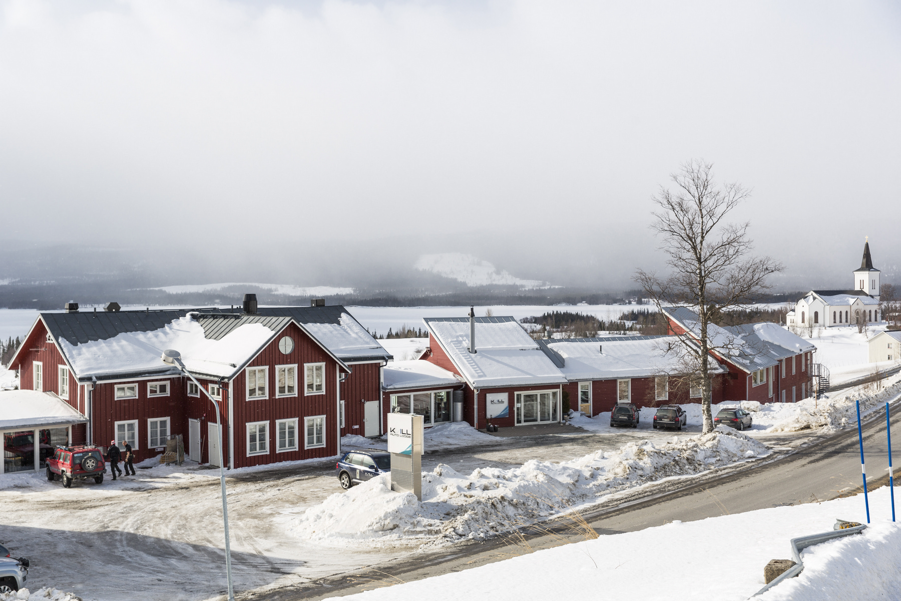 por un Venta en Extraordinary property situated in glorious nature Kall Other Sweden, Other Areas In Sweden, 83005 Suecia