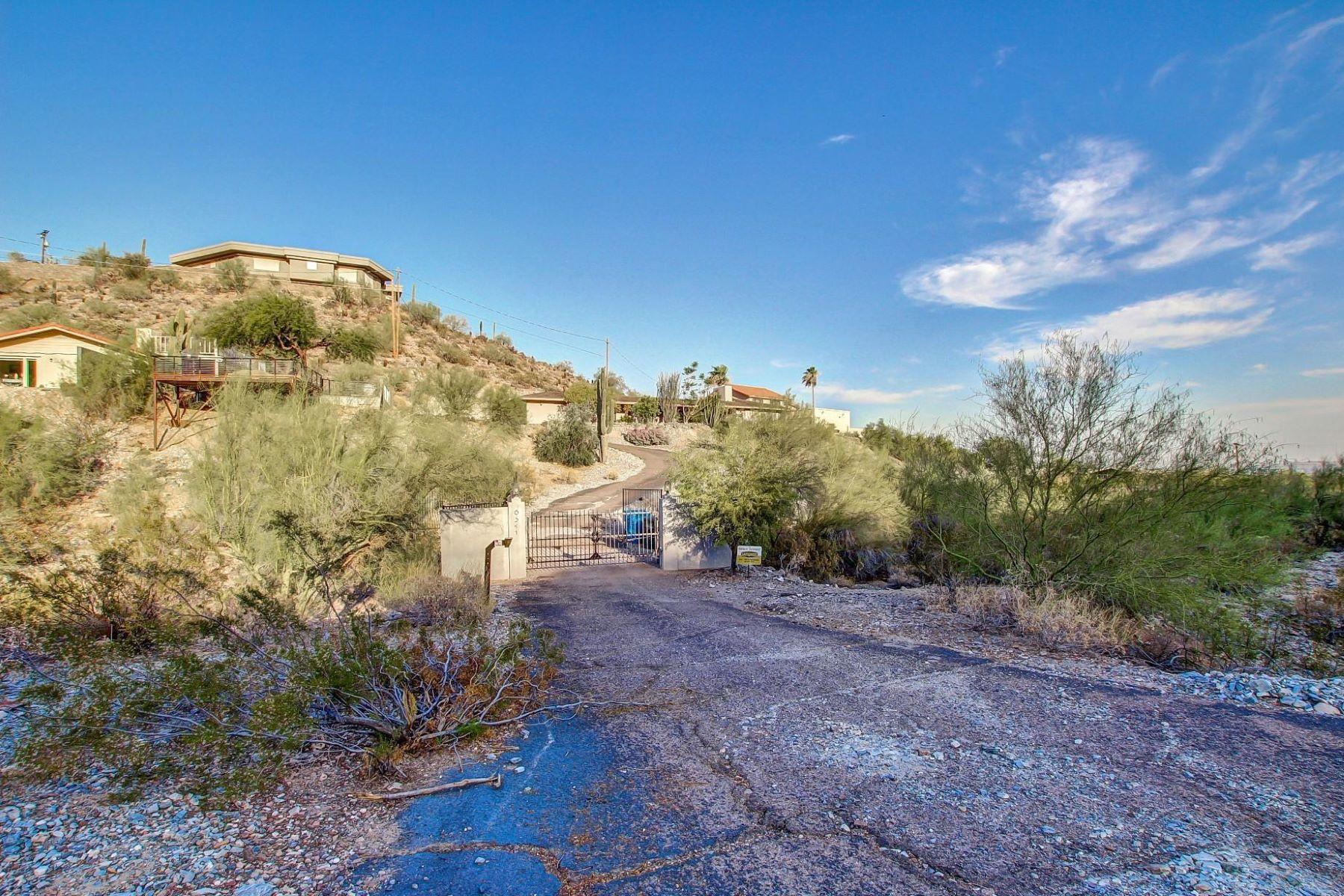 土地 のために 売買 アット Beautiful lot with panoramic views in gated lot in Palm Canyon 6541 N 36th St #29 Phoenix, アリゾナ, 85018 アメリカ合衆国