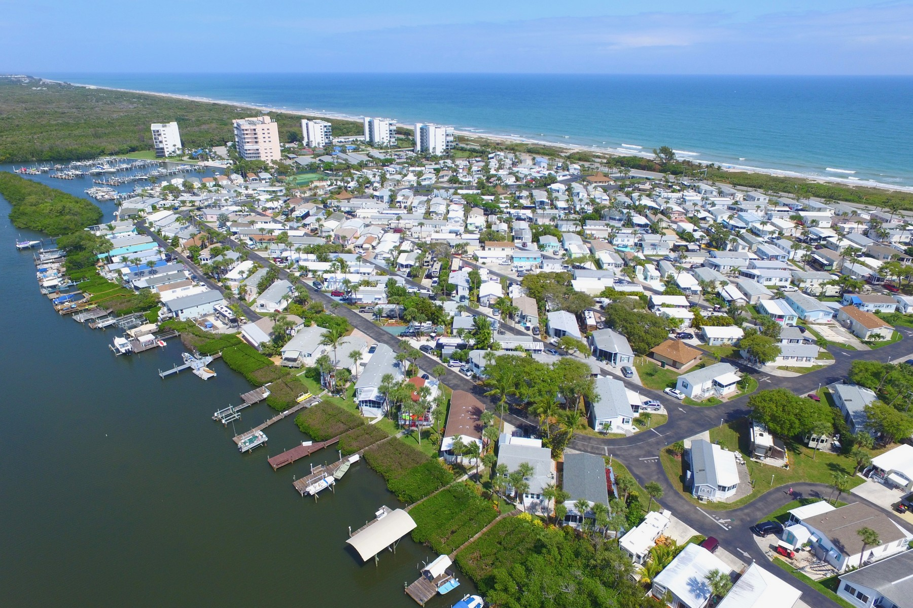 Co-op Properties for Sale at Live a Carefree Florida Lifestyle in this Gated Ocean-to-River Community! 5300 Keel Way Hutchinson Island, Florida 32949 United States