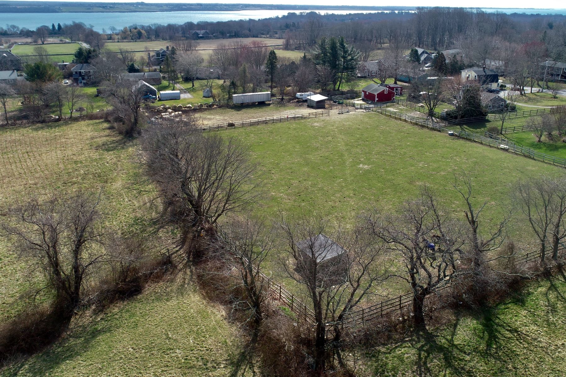 Land for Sale at South Portsmouth Land 0 Bramans Lane Portsmouth, Rhode Island 02871 United States