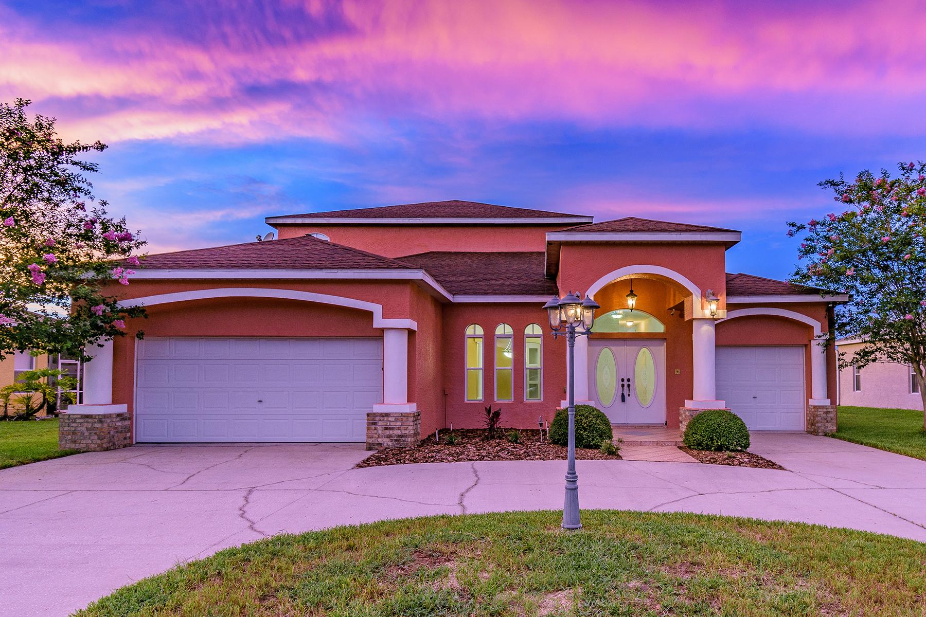 Casa Unifamiliar por un Venta en TAMPA 10902 Lynn Lake Cir Tampa, Florida 33625 Estados Unidos