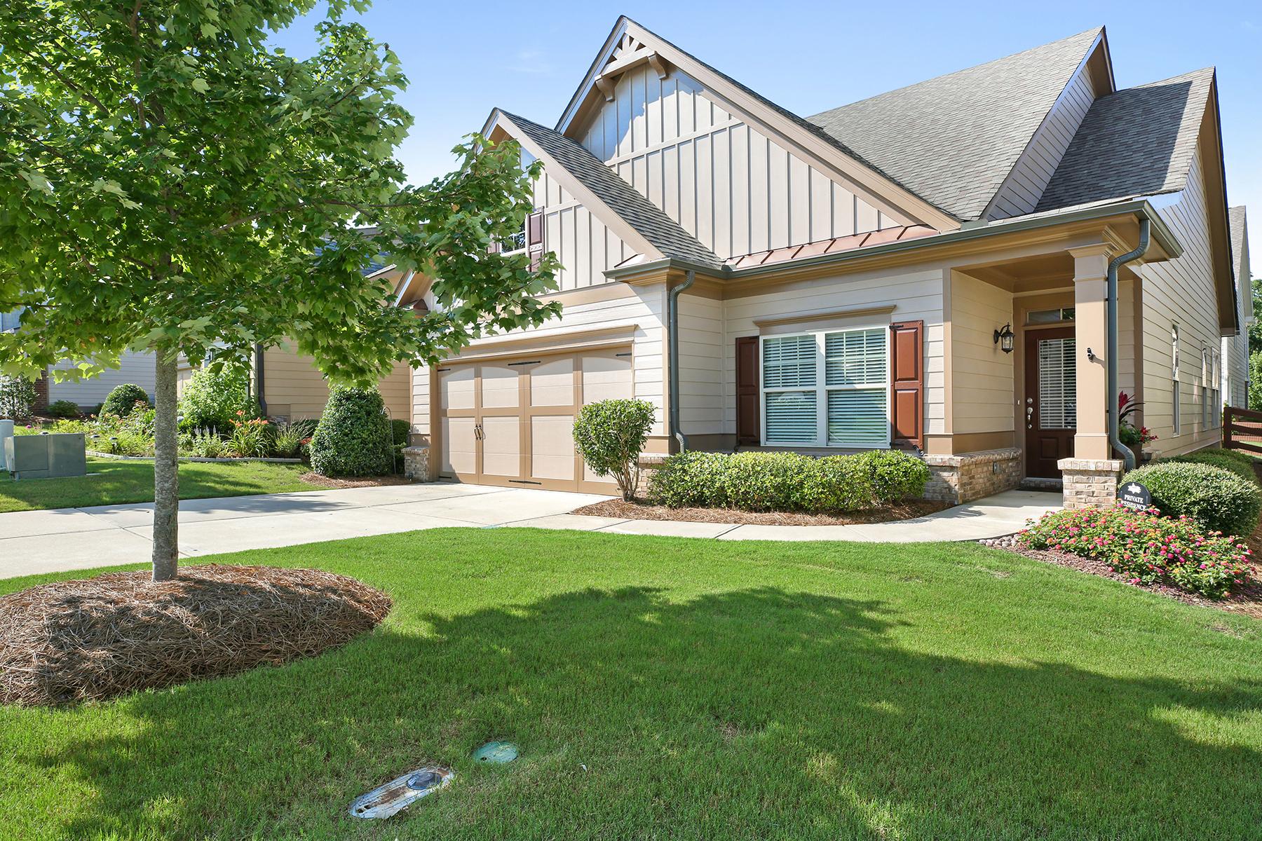 Nhà ở một gia đình vì Bán tại Ranch Beauty on Sterling Lake 6925 Creekstone Place Flowery Branch, Georgia 30542 Hoa Kỳ