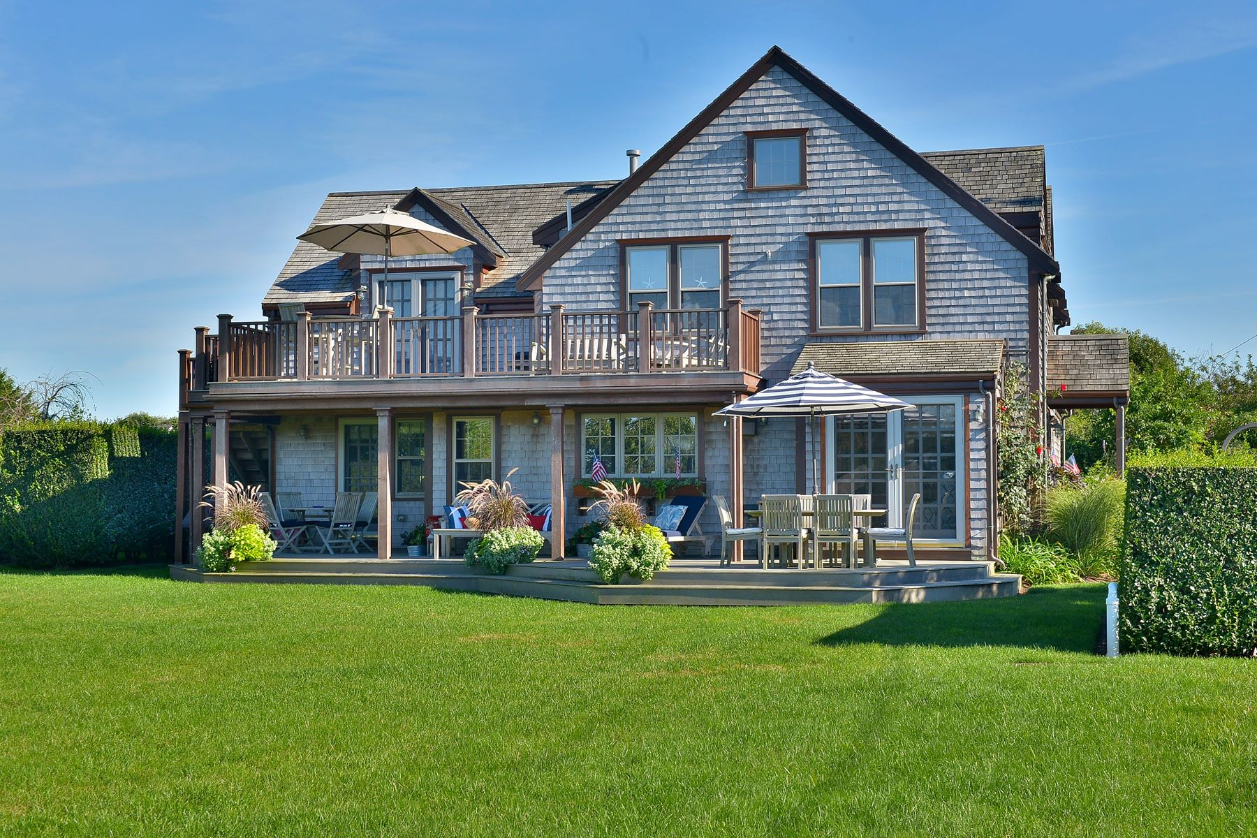 Single Family Home for Sale at The Charm and Delight of Madaket 5 H Street Nantucket, Massachusetts, 02554 United States