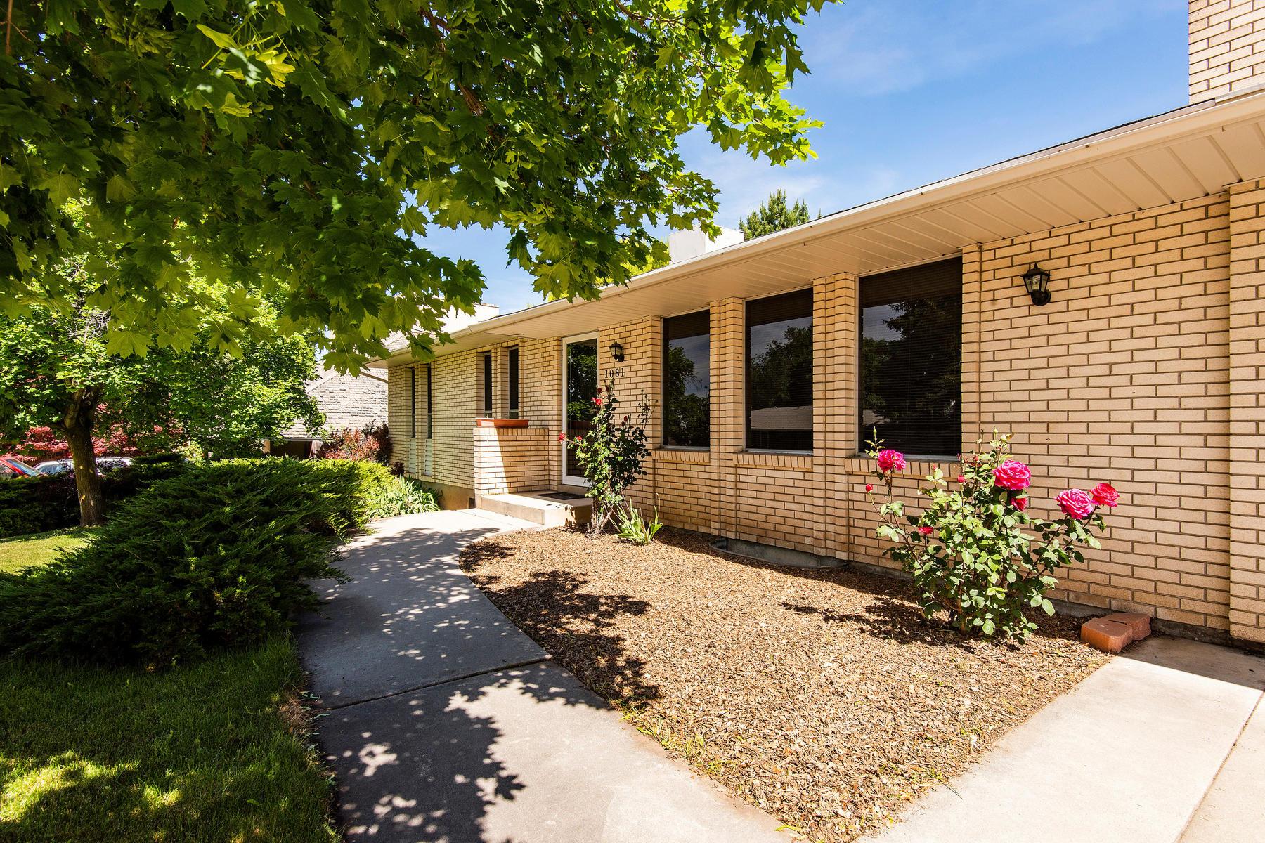 Single Family Homes için Satış at In the Heart of Springville 1081 East 50 North, Springville, Utah 84663 Amerika Birleşik Devletleri