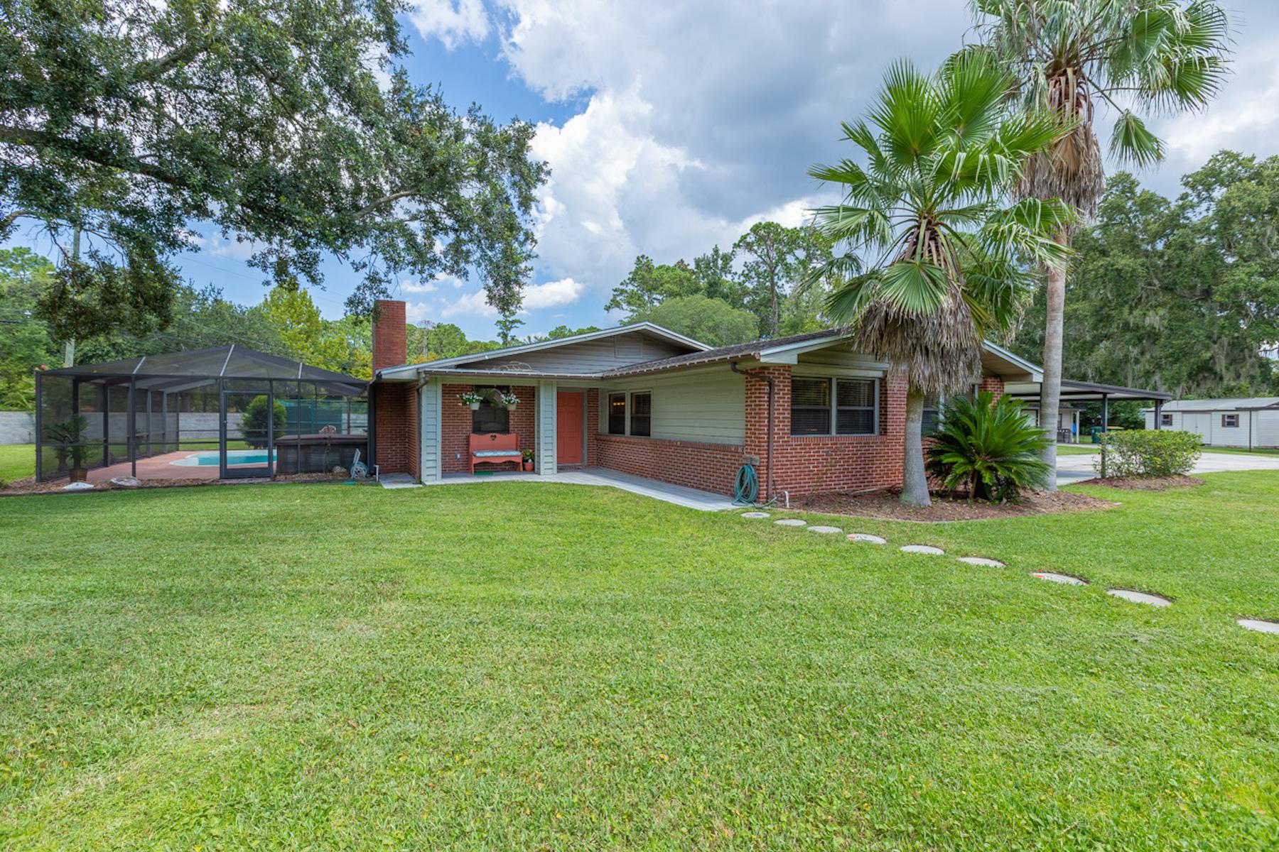 Casa para uma família para Venda às 8819 San Rae Road 8819 San Rae Road Jacksonville, Florida 32257 Estados Unidos