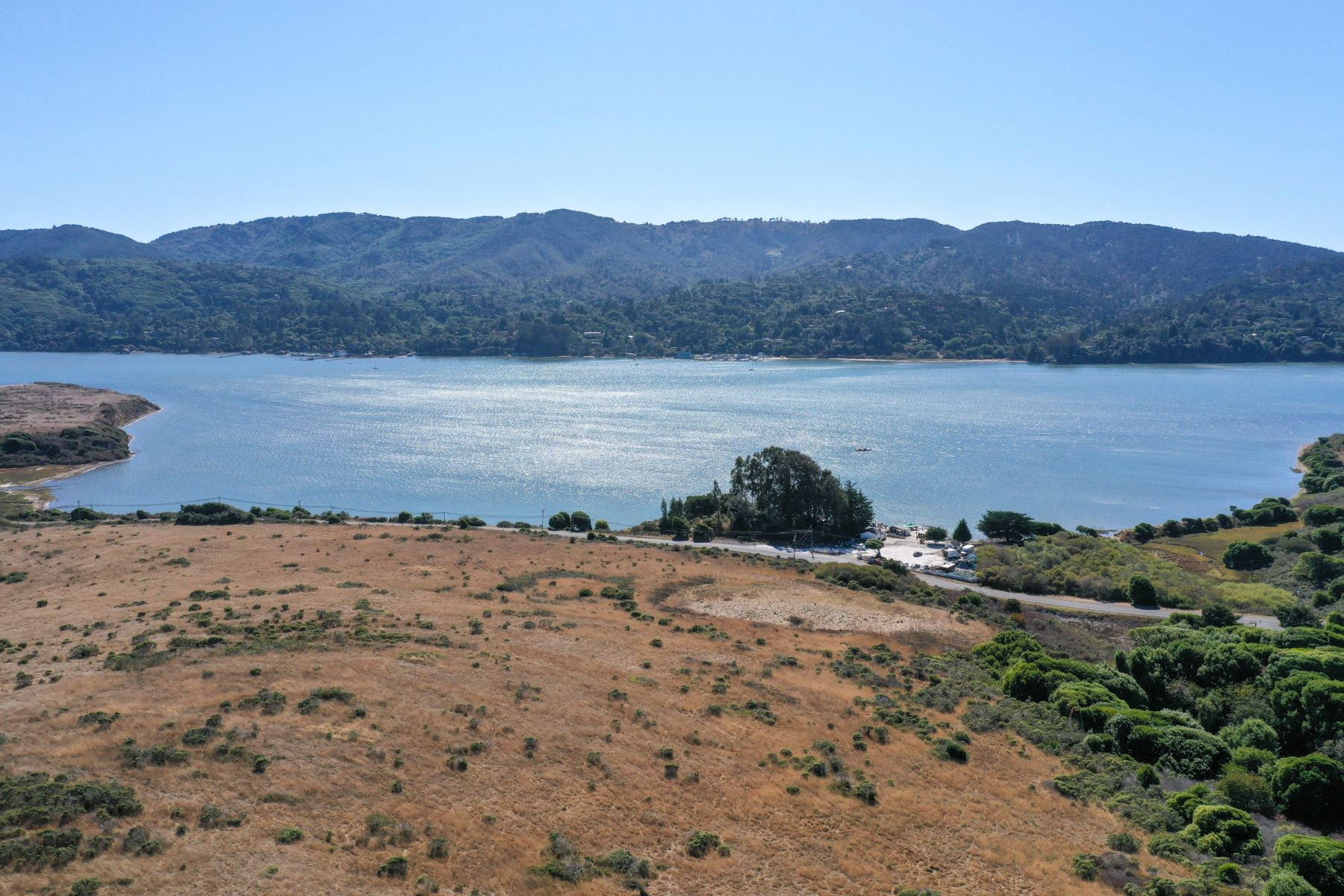 Land for Active at 25 Acres Overlooking Tomales Bay State Route Marshall, California 94940 United States