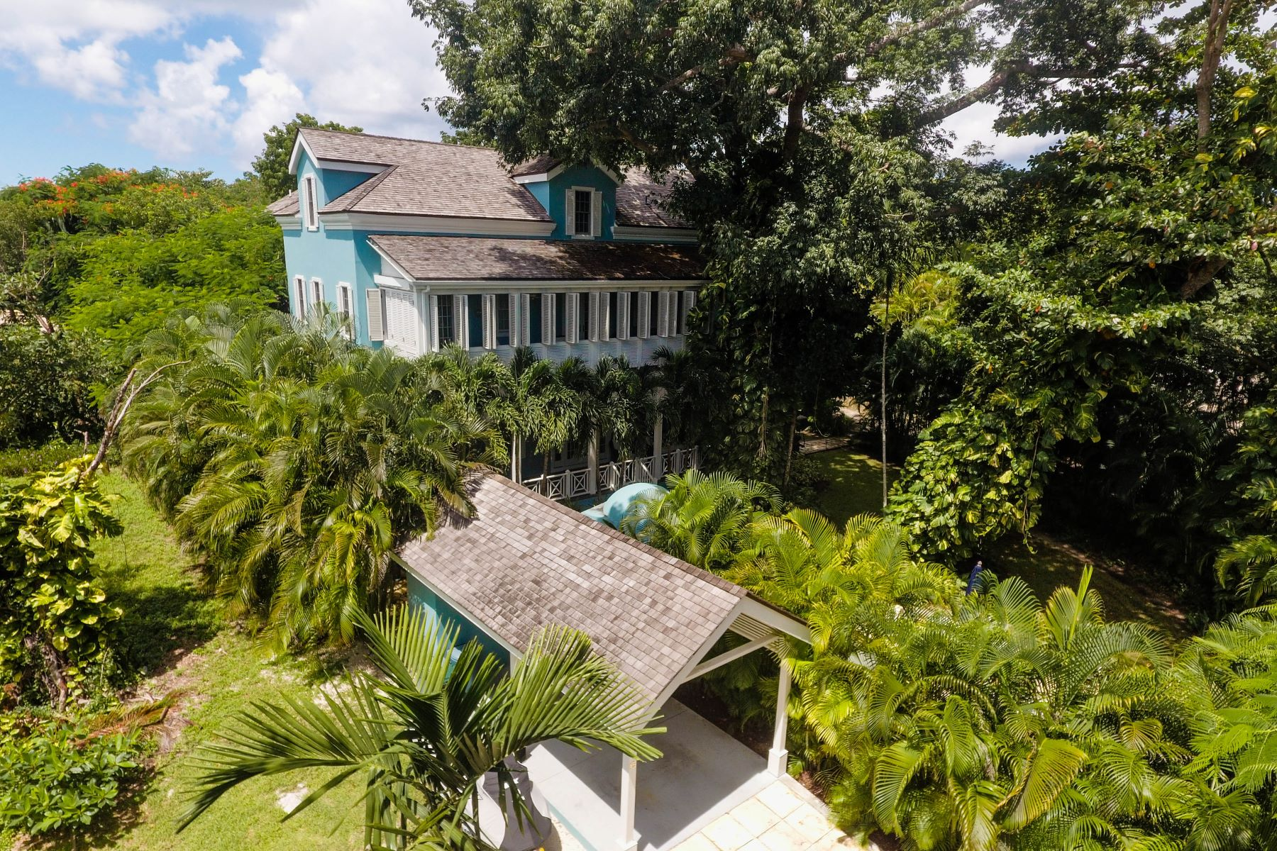 Single Family Home for Sale at #15 Club Villas in Old Fort Bay Old Fort Bay, Nassau And Paradise Island, Bahamas
