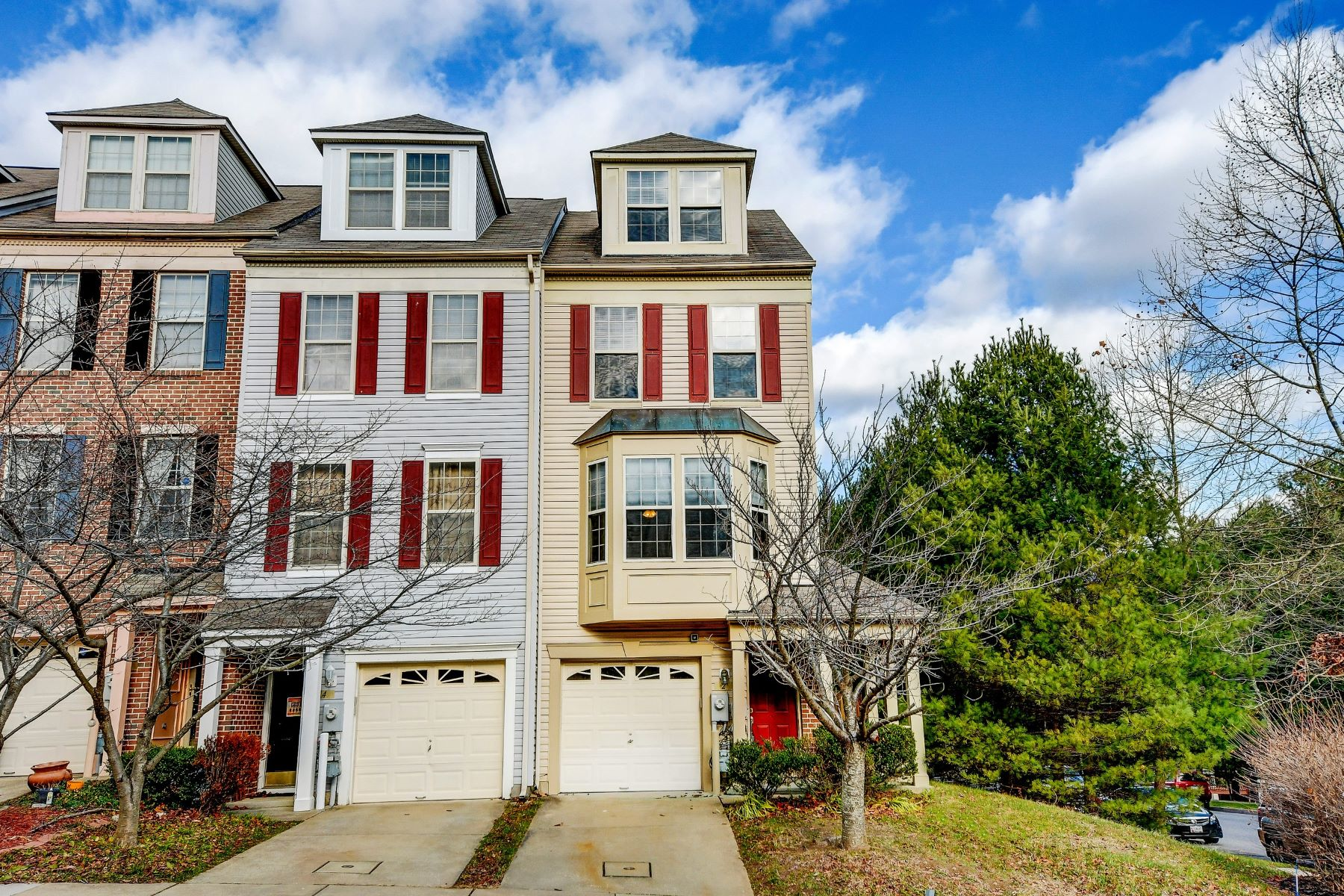 townhouses for Sale at Cross Well Farms 2 Katurah Lane Owings Mills, Maryland 21117 United States