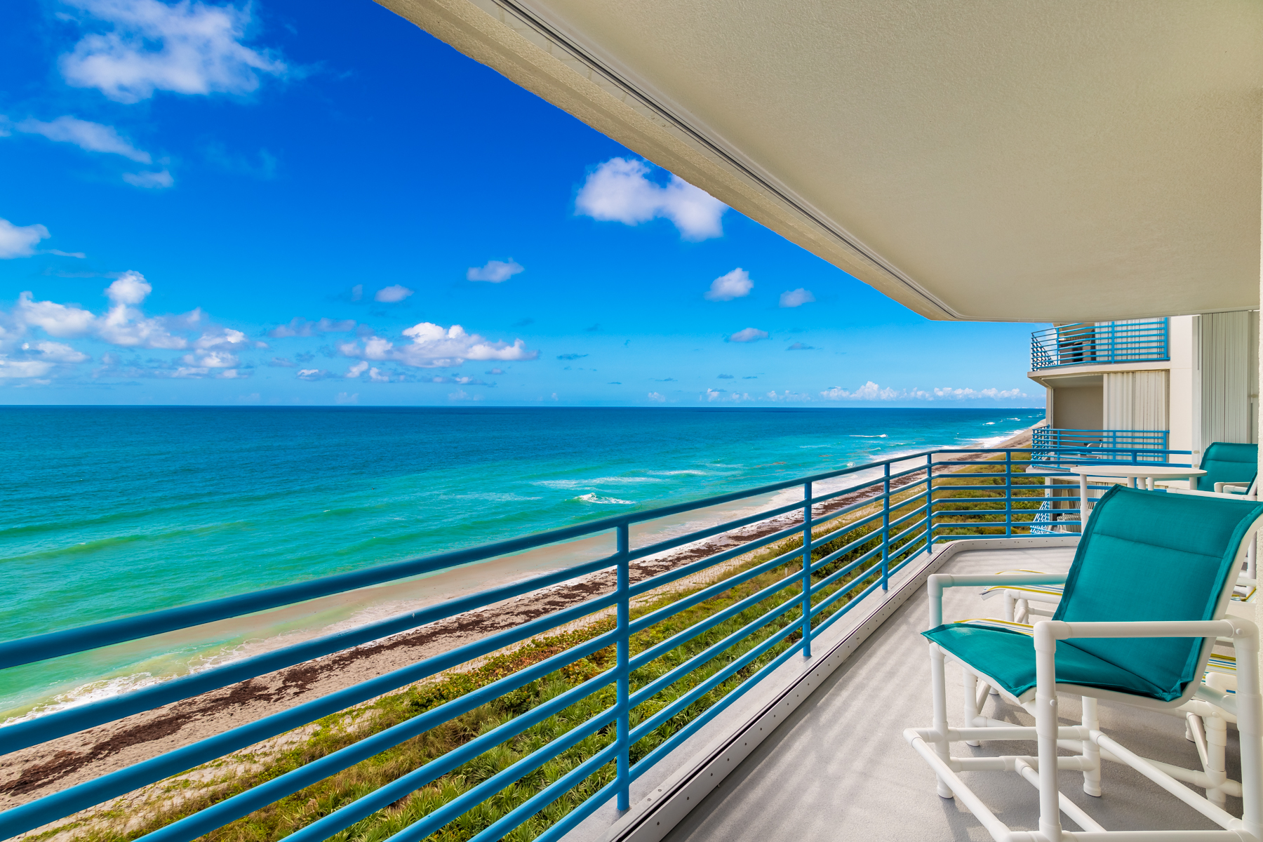 Property for Sale at Gorgeous Oceanfront 6th Floor Villa in Monaco 579 Highway A1A #602 Satellite Beach, Florida 32937 United States