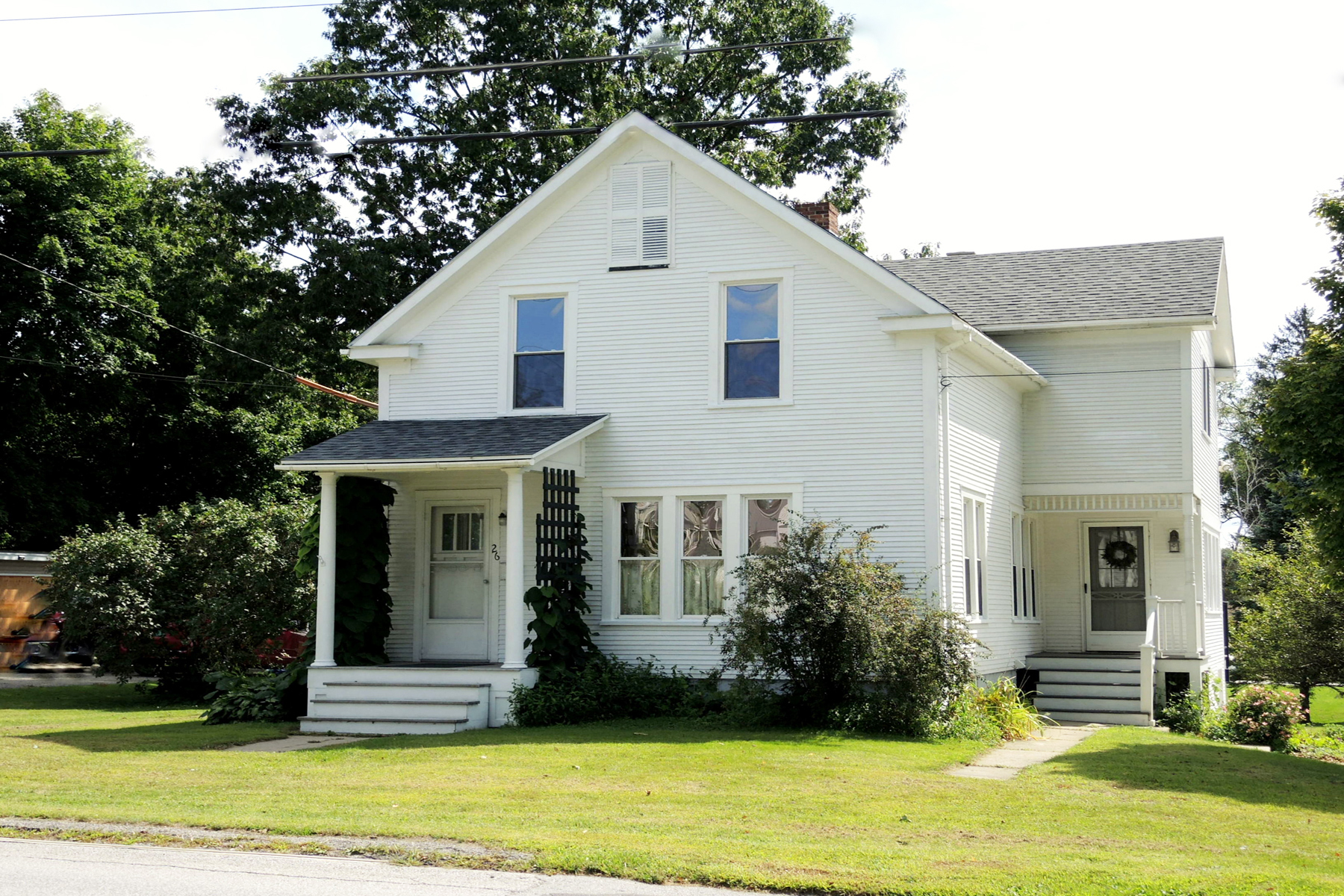 Single Family Homes for Sale at Rutland City Home Sweet Home 26 Jackson Ave Rutland, Vermont 05701 United States