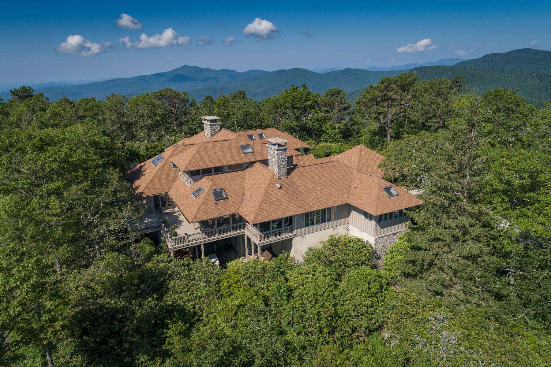Villa per Vendita alle ore 292 Upper Brushy Face Road 264 Upper Brushy Face Road Highlands, Carolina Del Nord 28741 Stati Uniti