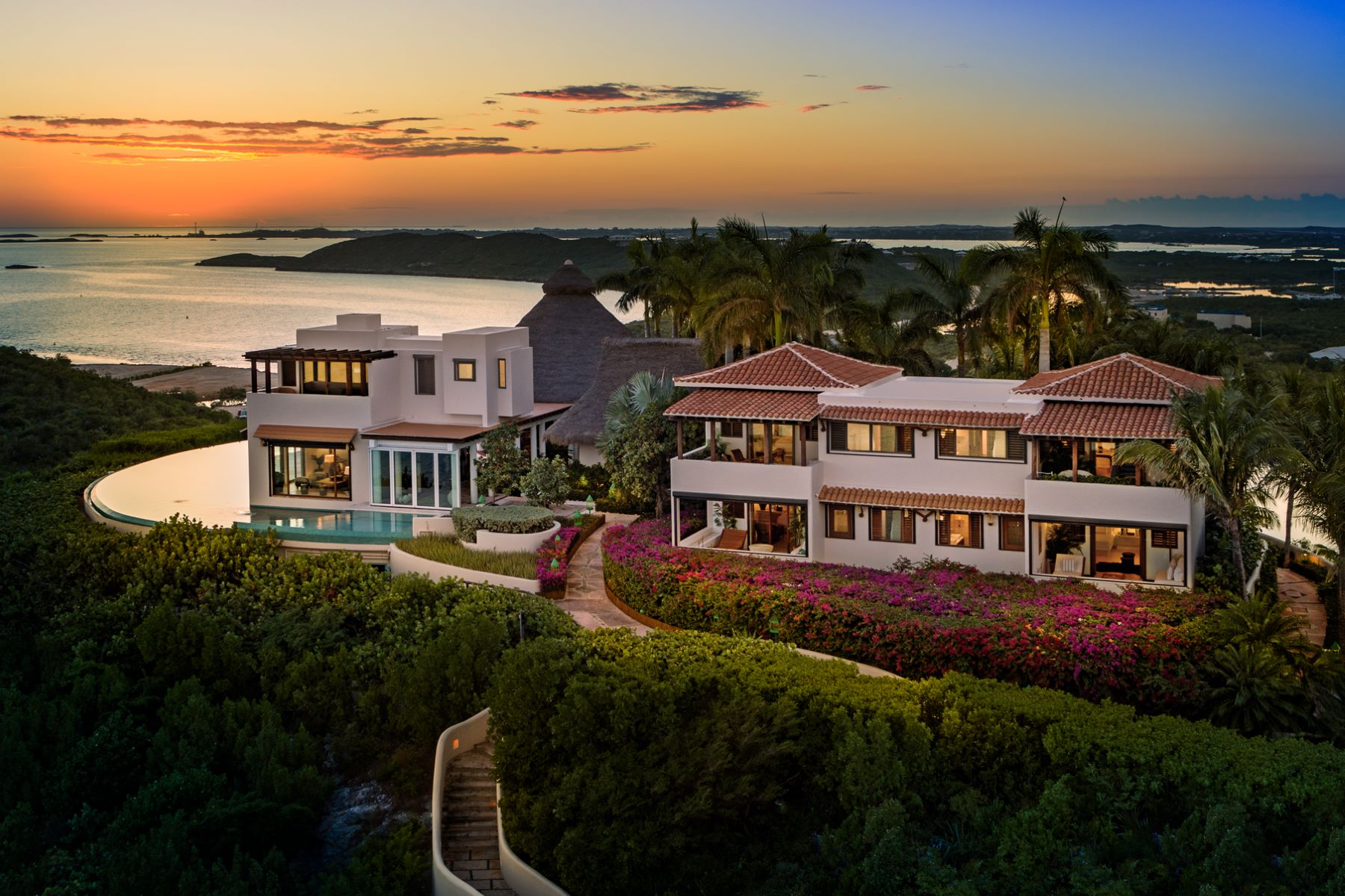 Single Family Homes for Sale at Turtle Tail Waterfront Bajacu Turtle Tail, Providenciales TKCA 1ZZ Turks And Caicos Islands
