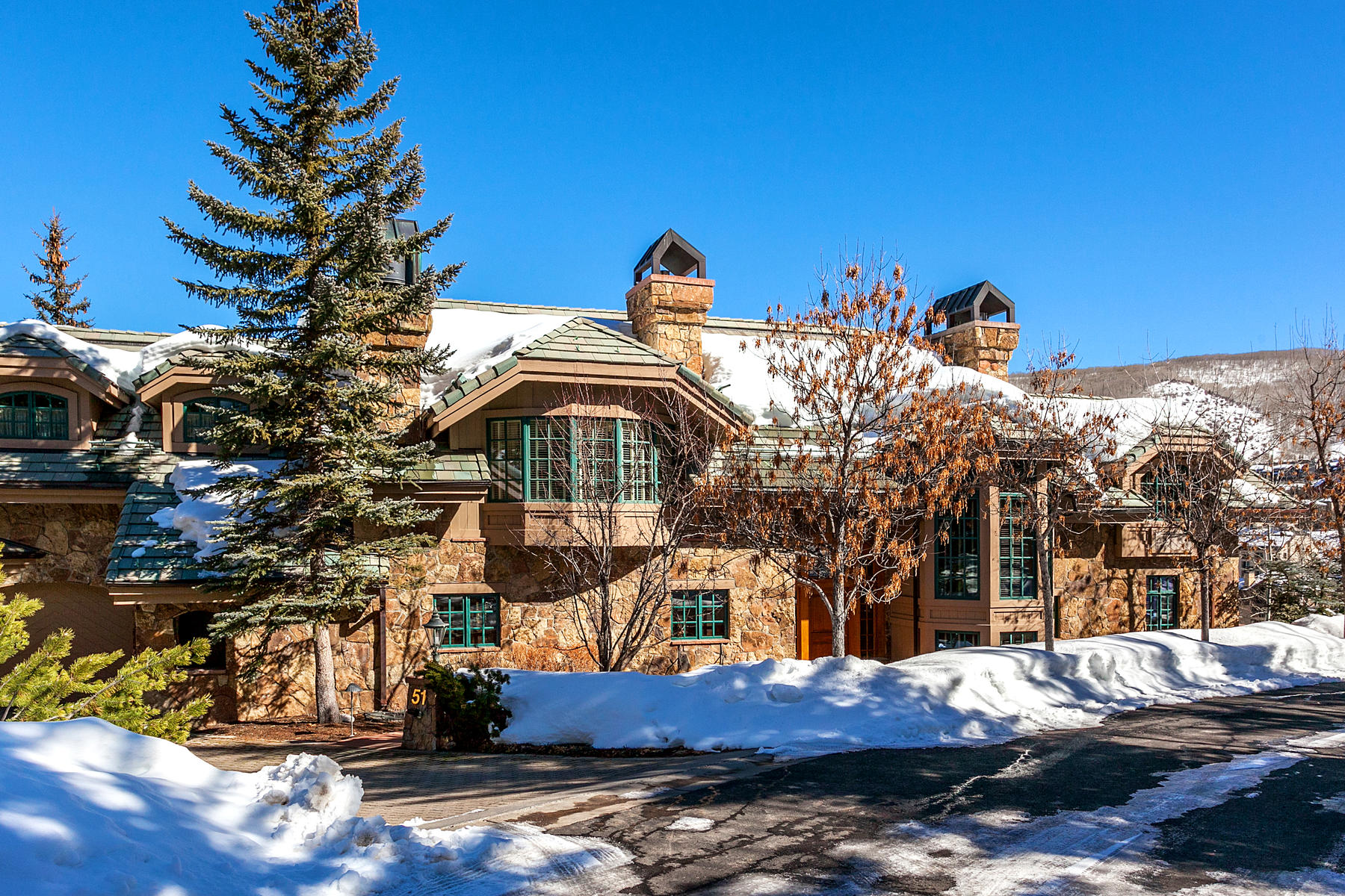 Additional photo for property listing at Chateau #11 Ski-in Ski-out Estate 51 Chateau Lane #11 Beaver Creek, Colorado 81620 United States