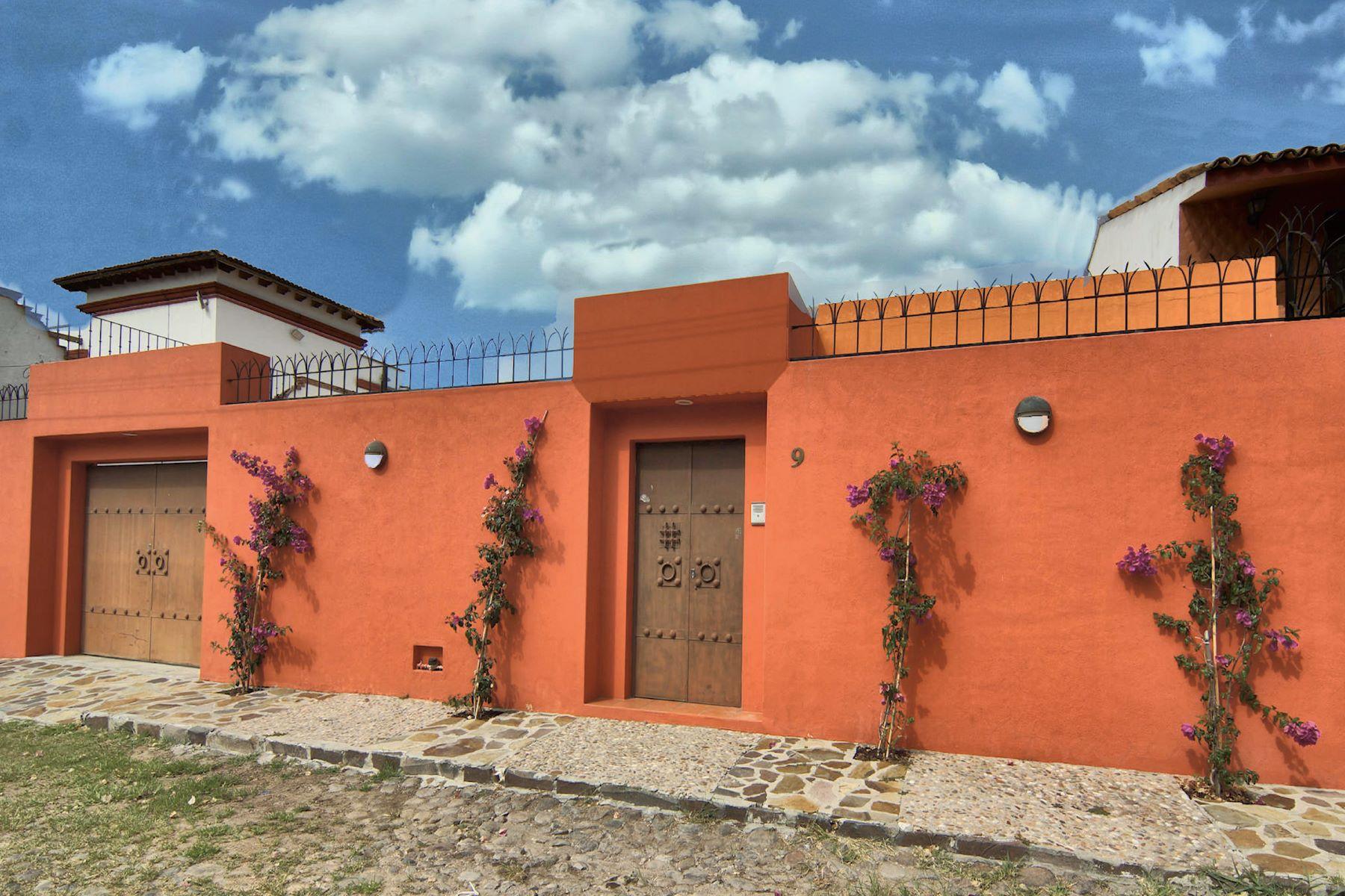 Single Family Home for Sale at Casa Tabaqueros Los Frailes, San Miguel De Allende, Guanajuato Mexico