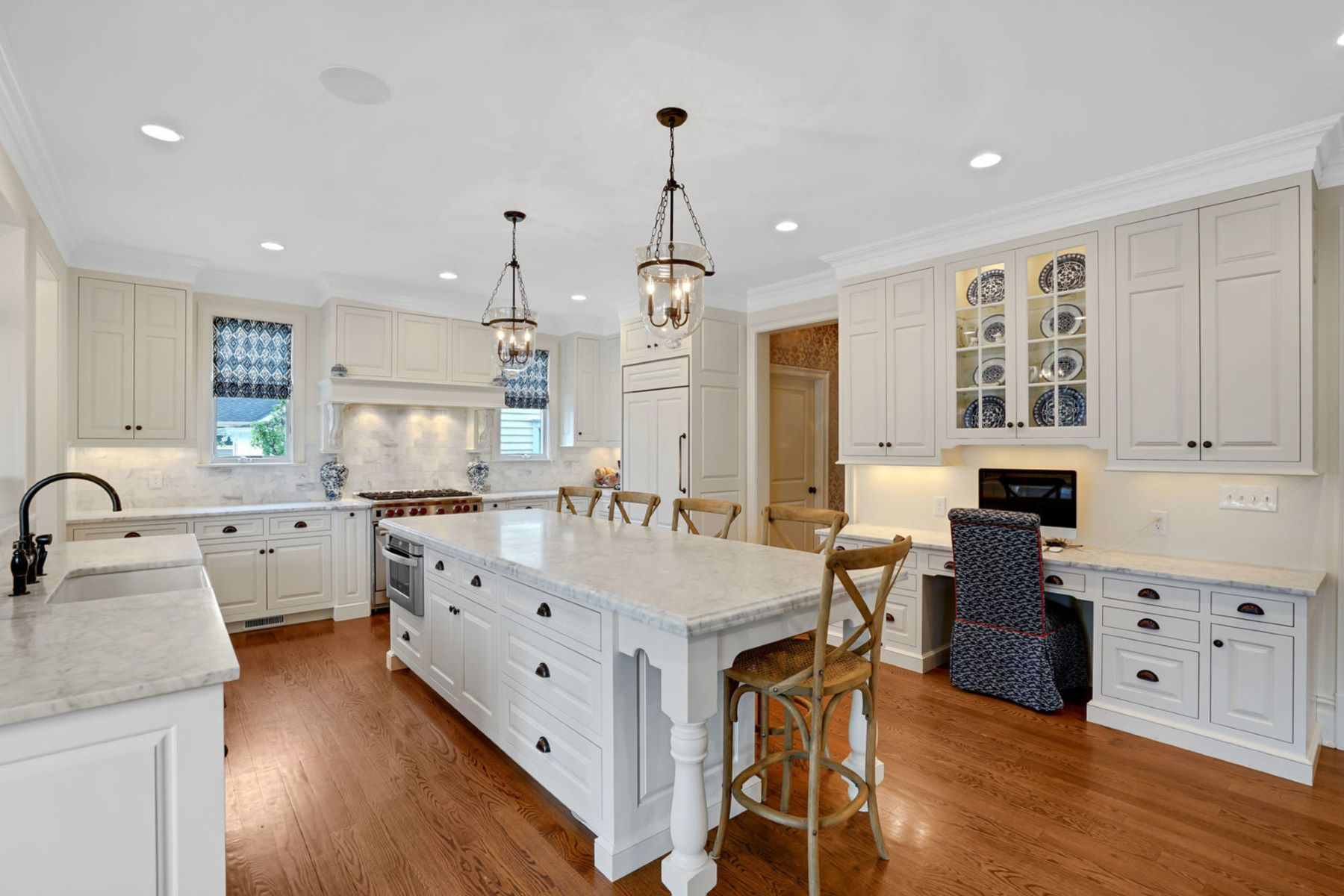 Single Family Homes for Sale at Exquisite and Elegant 408 Washington Avenue Avon by the Sea, New Jersey 07717 United States