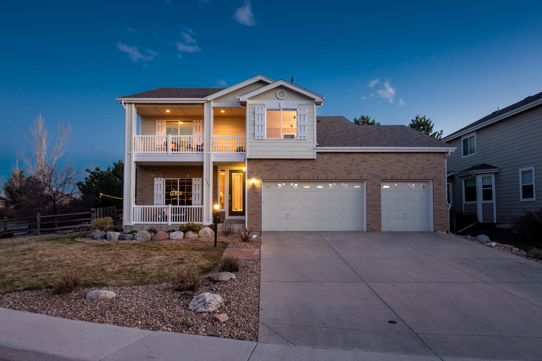 Single Family Homes for Sale at Incredible Value in Hillside 7099 S Garrison Street Littleton, Colorado 80128 United States