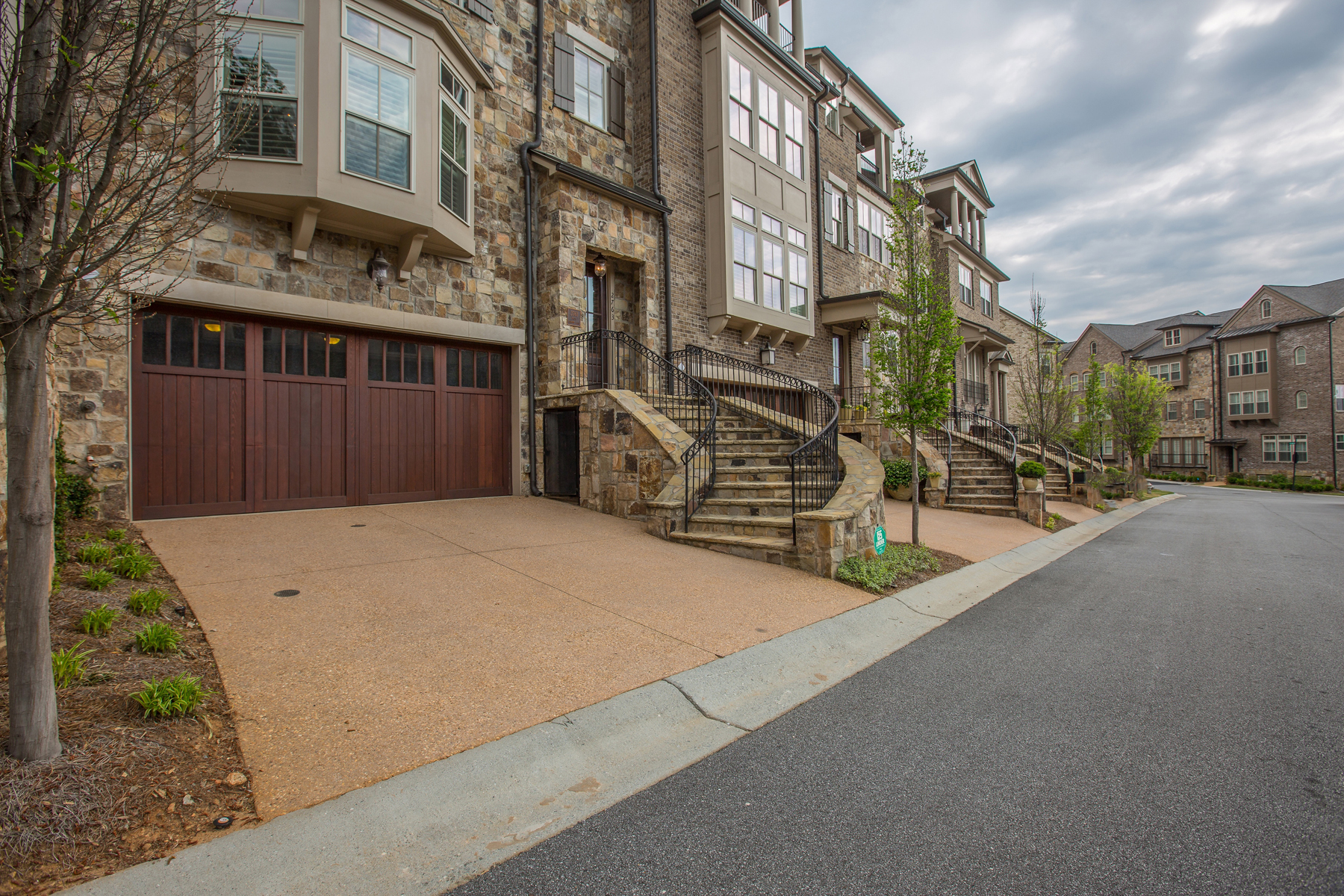 Townhouse for Sale at Rarely Available Four Level Townhome With Elevator 2763 Paces Lookout Lane SE Atlanta, Georgia, 30339 United States