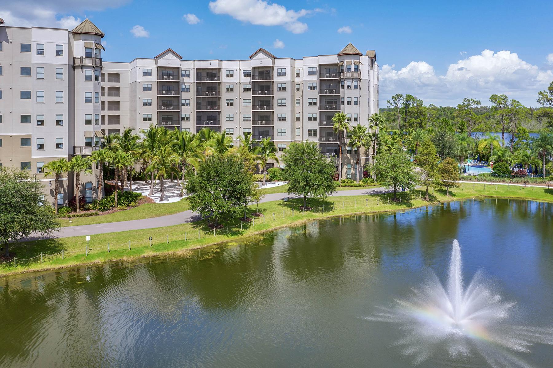 Condominiums için Satış at WINTER GARDEN 14501 Grove Resort Ave , 1644, Winter Garden, Florida 34787 Amerika Birleşik Devletleri