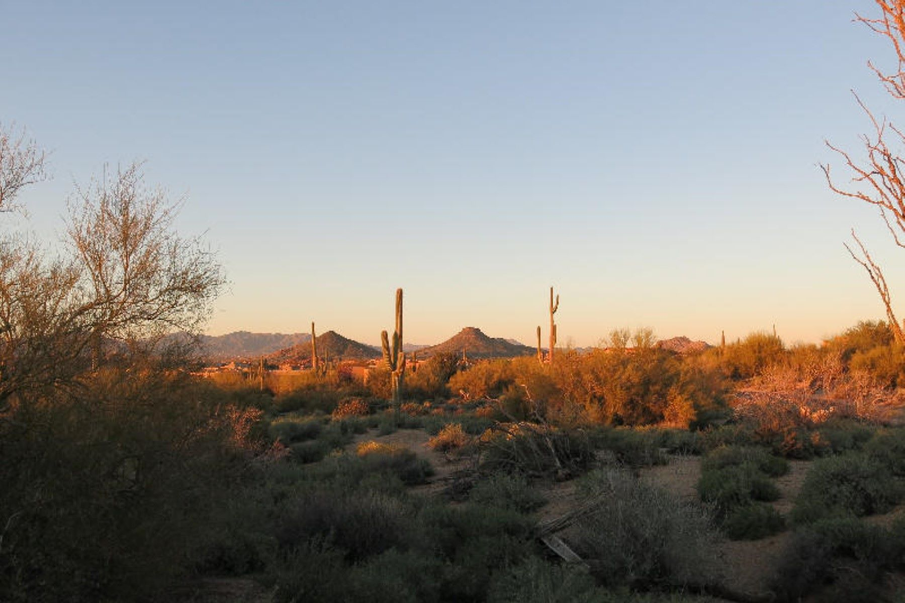 Land for Sale at Scottsdale lot on the 17th green of the renowned Estancia golf course 27986 N 103rd Pl lot 160, Scottsdale, Arizona, 85262 United States