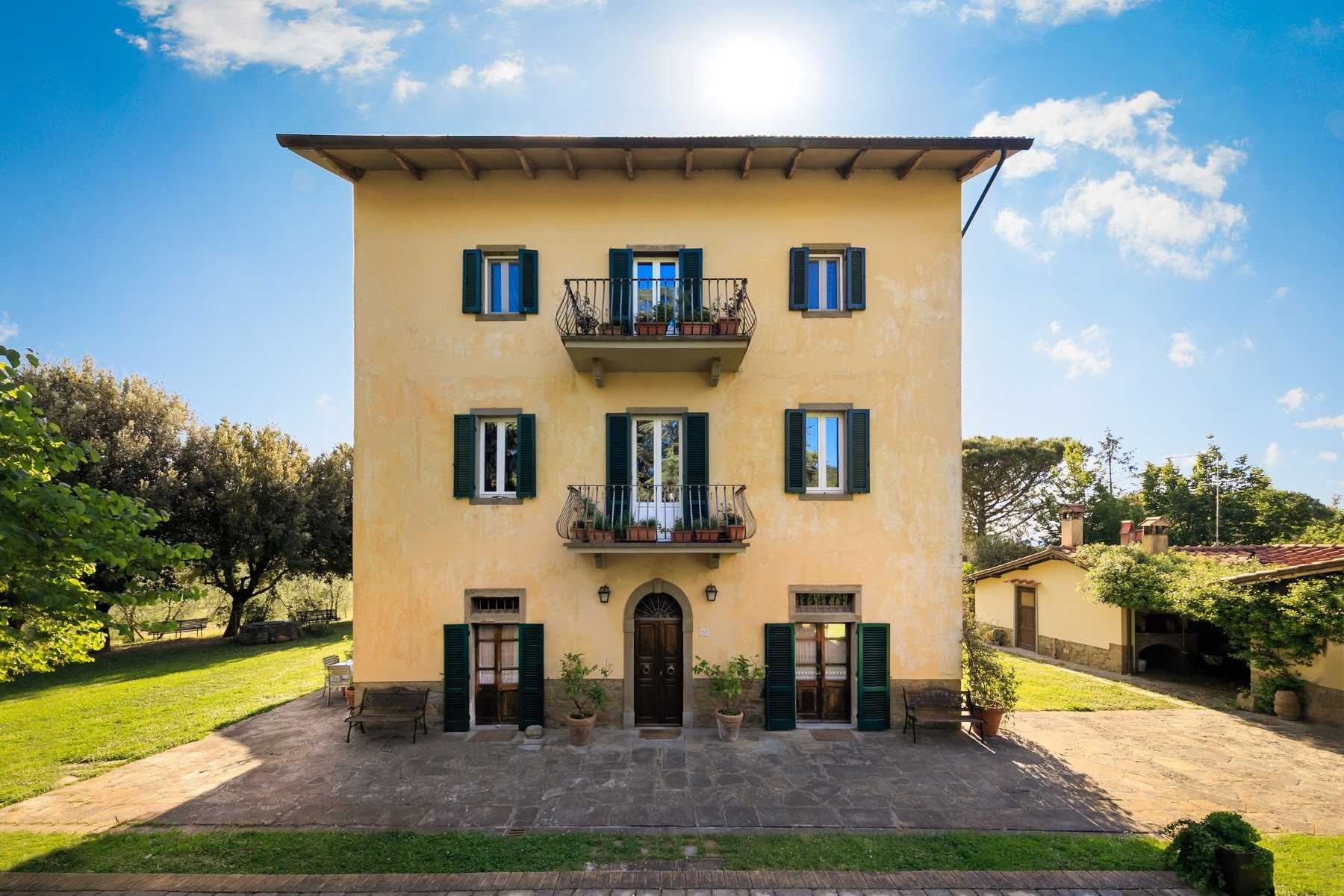 Farm / Ranch / Plantation for Sale at Agritourismo and biodynamic farm in the heart of Tuscany Castiglion Fiorentino Castiglion Fiorentino, Arezzo 52043 Italy