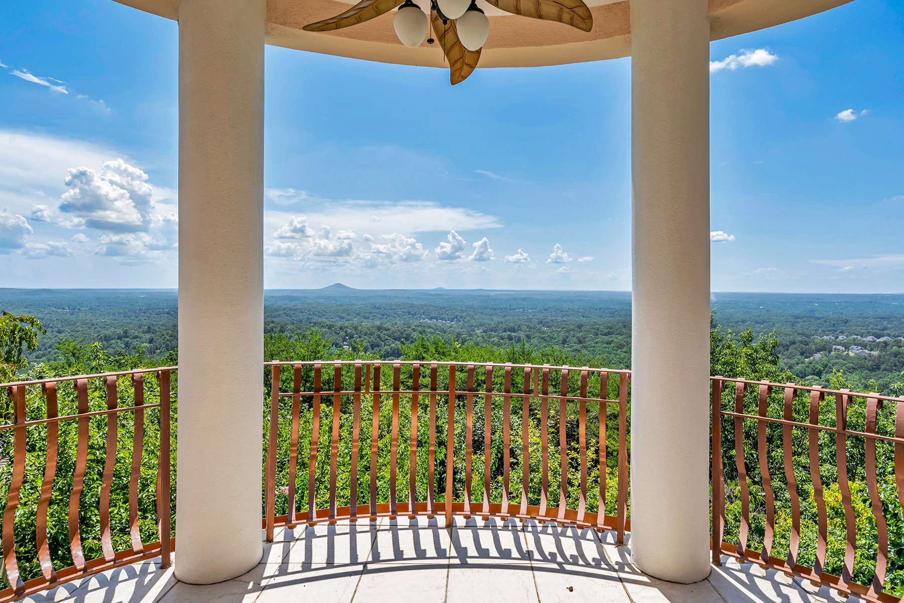 Additional photo for property listing at Mountain Top Villa with Endless Verdant Views 2948 Summitop Road Marietta, Georgia 30066 United States