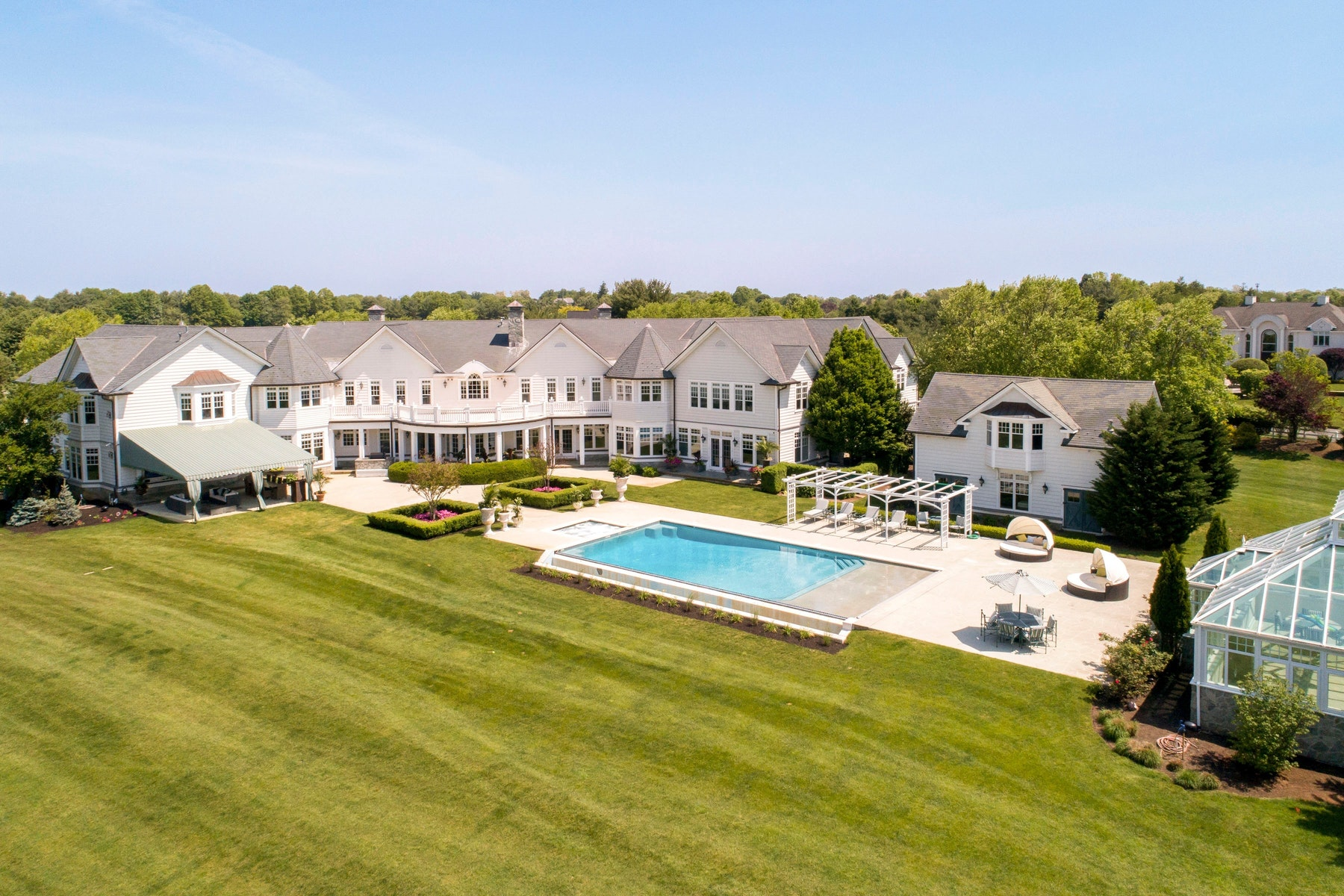 single family homes per Vendita alle ore LIVE Boundless 2 Deputy Minister Drive, Colts Neck, New Jersey 07722 Stati Uniti