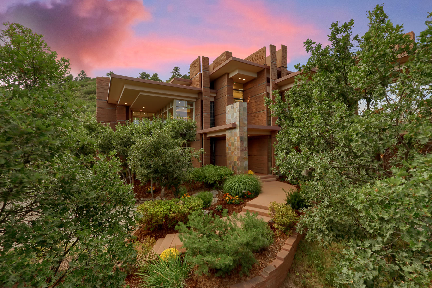 Single Family Homes for Sale at 2 Borealis Way Castle Rock, Colorado 80108 United States