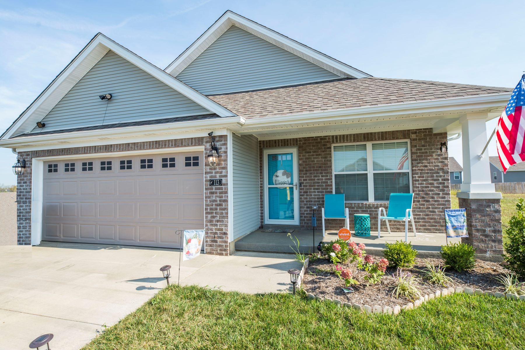 Single Family Homes pour l Vente à 113 Sun Drop Lane Georgetown, Kentucky 40324 États-Unis