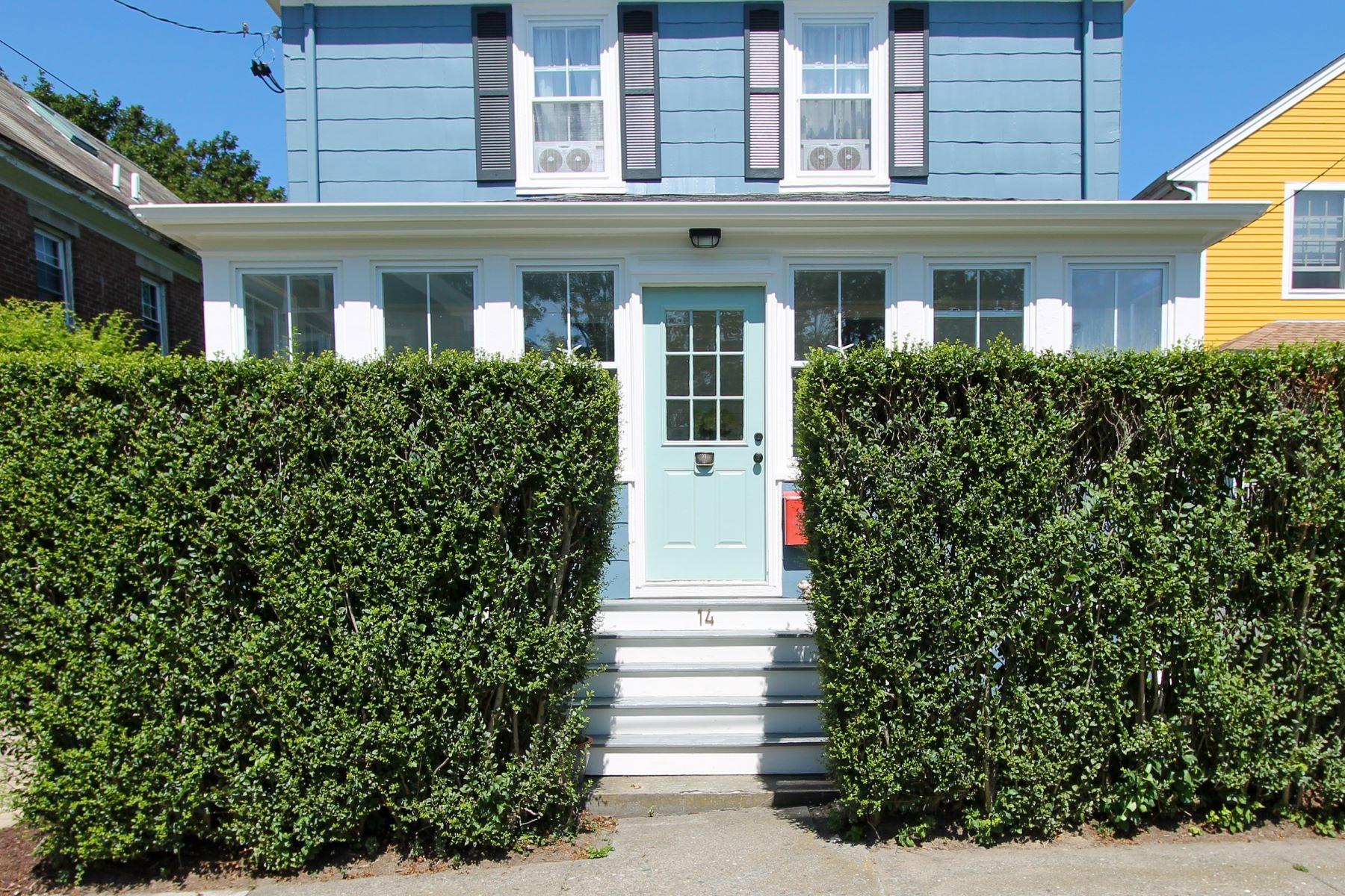 Contemporary Broadway Cottage 14 Russell Avenue Newport, Rhode Island 02840 Estados Unidos
