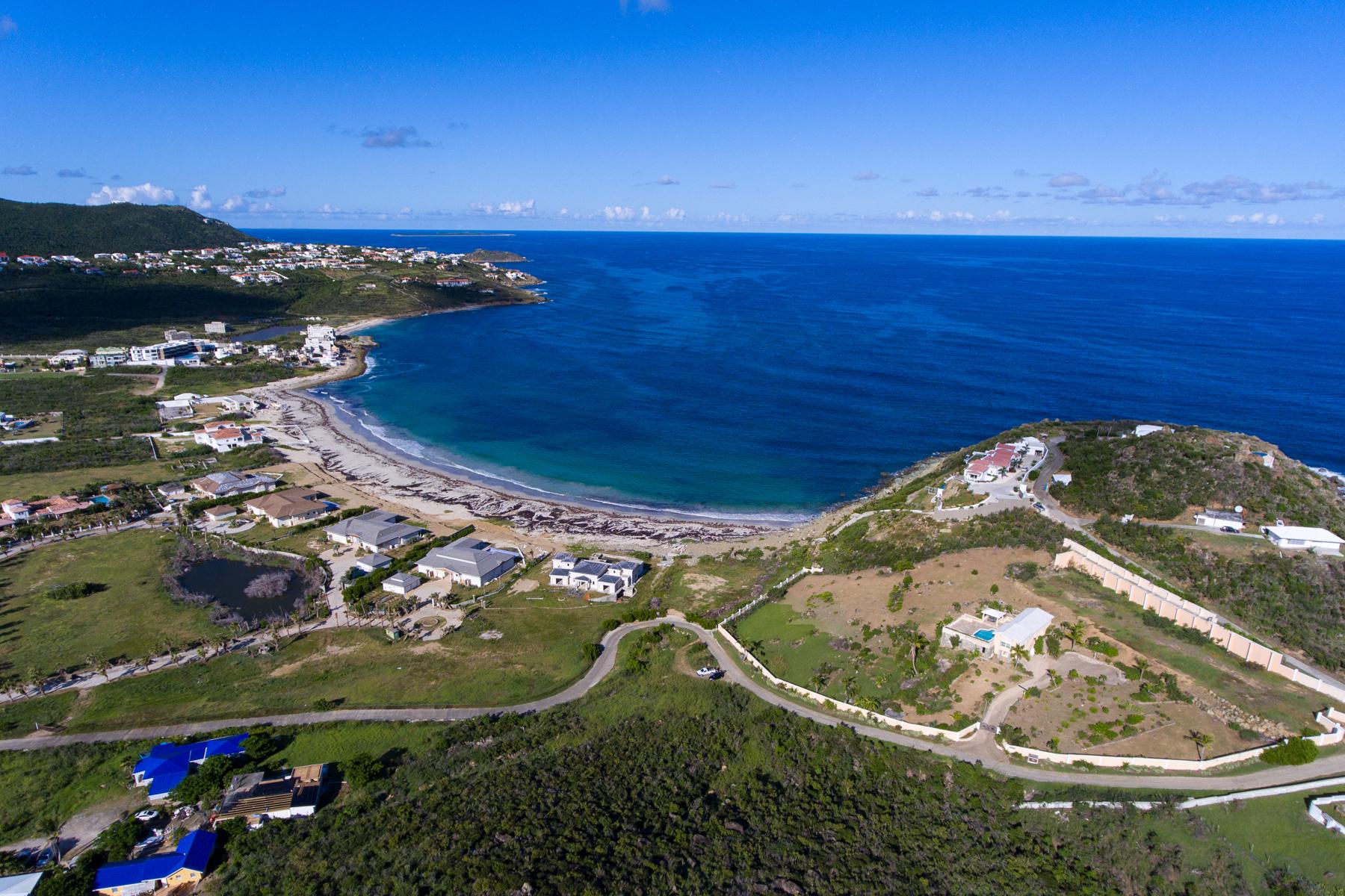 Land for Sale at Guana Bay Villa Estate Land Guana Bay, Cities In Sint Maarten St. Maarten